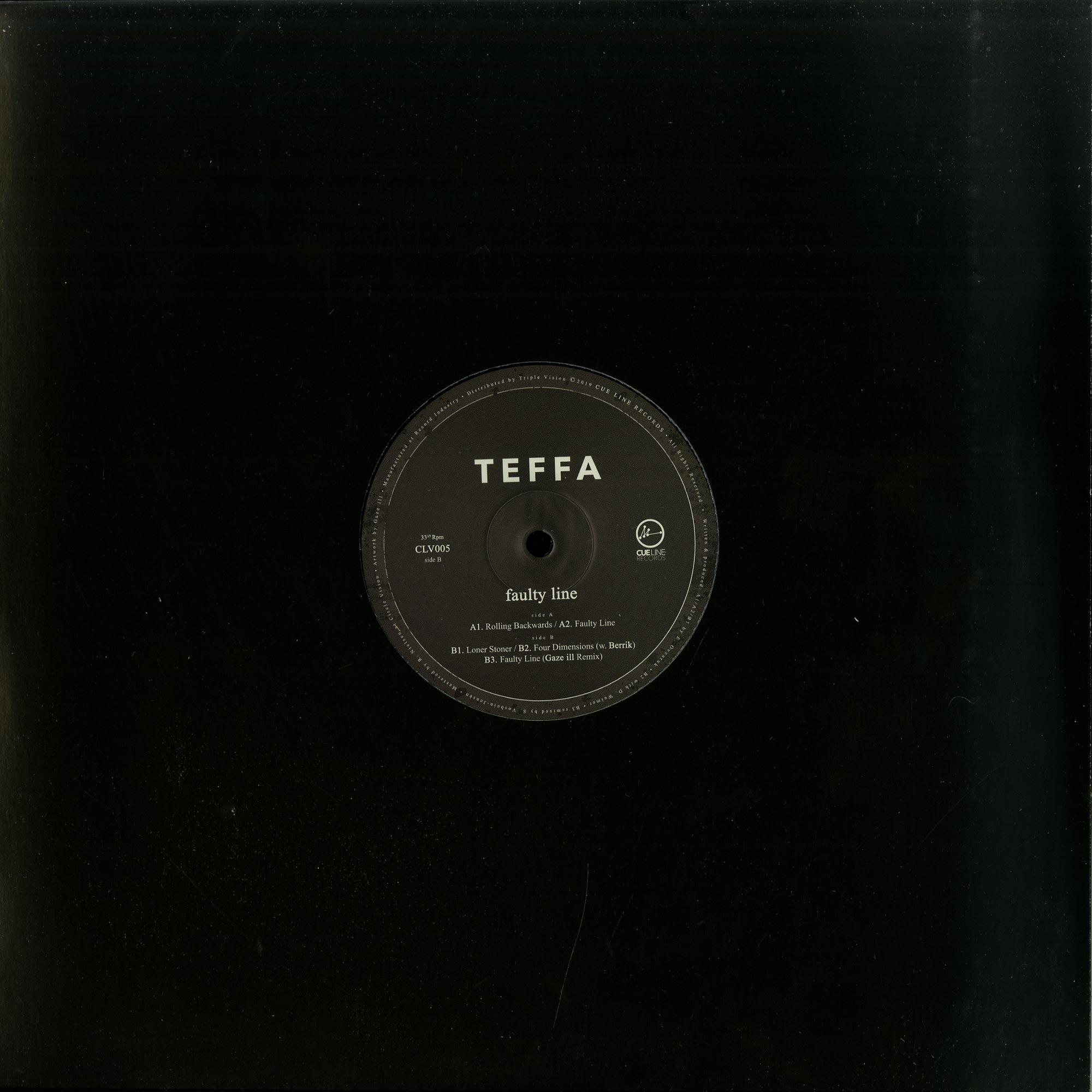 Teffa - FAULTY LINE EP