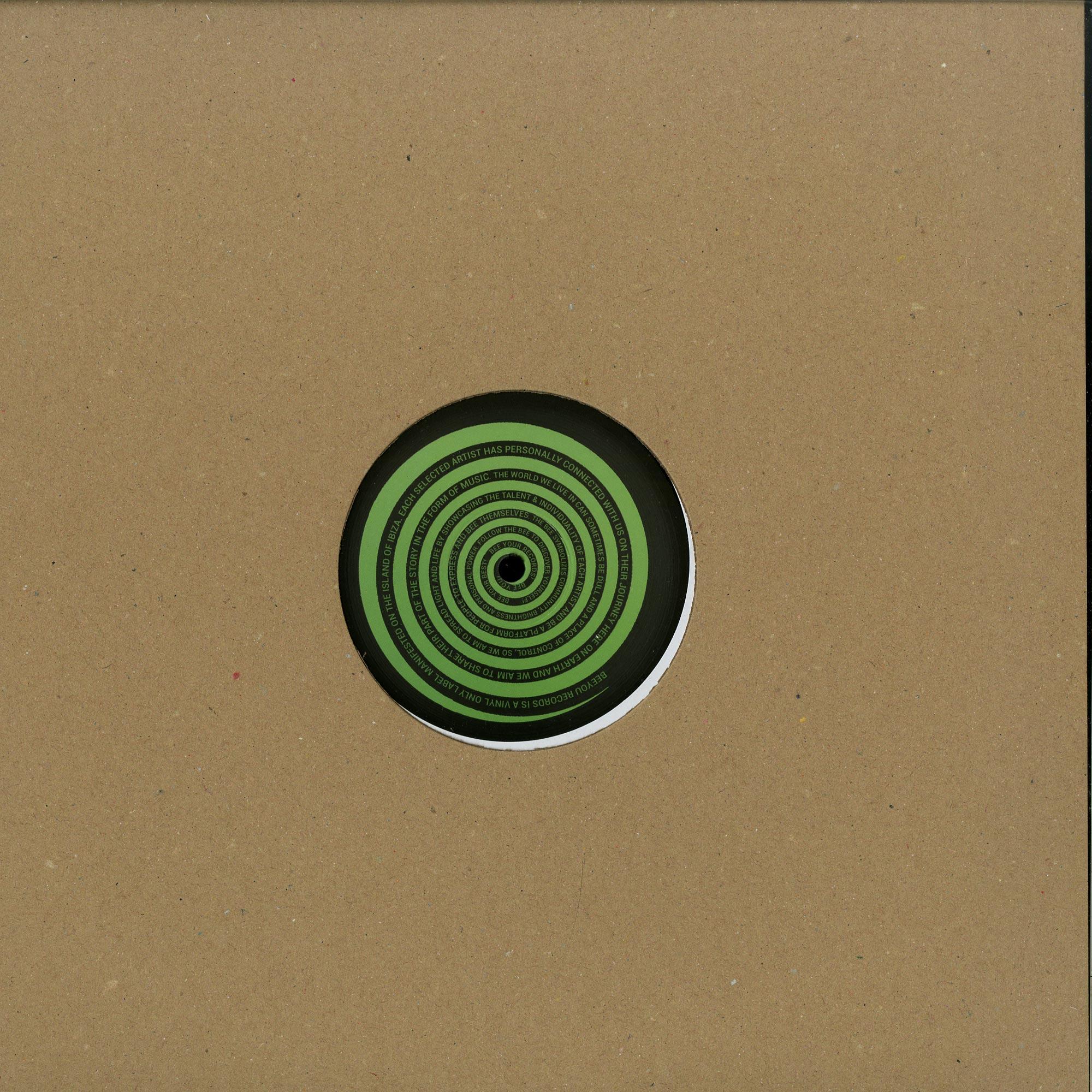 Illi / Joe Rolet - MARJORAM EP