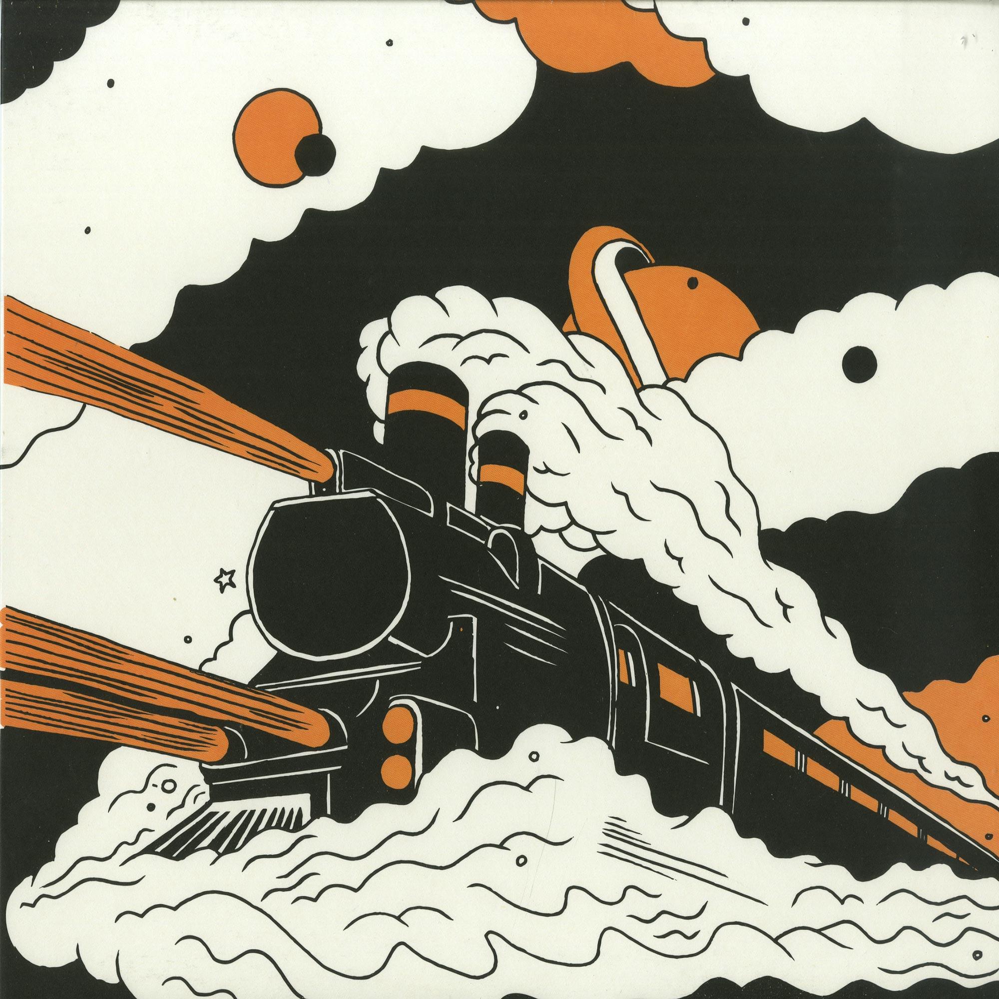 HDV - GALACTIC RAILROAD EP