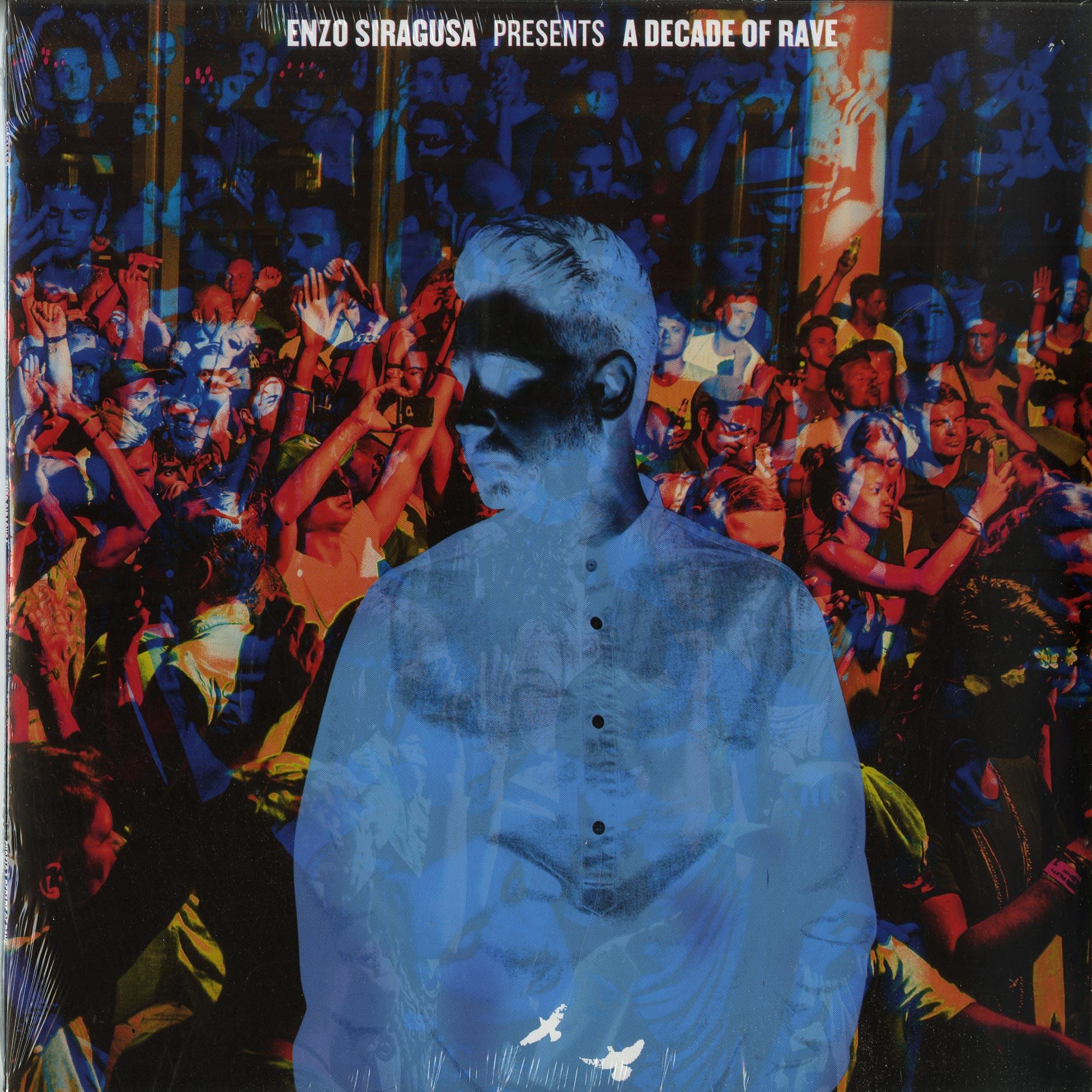 Enzo Siragusa presents - A Decade of Rave Volume 2