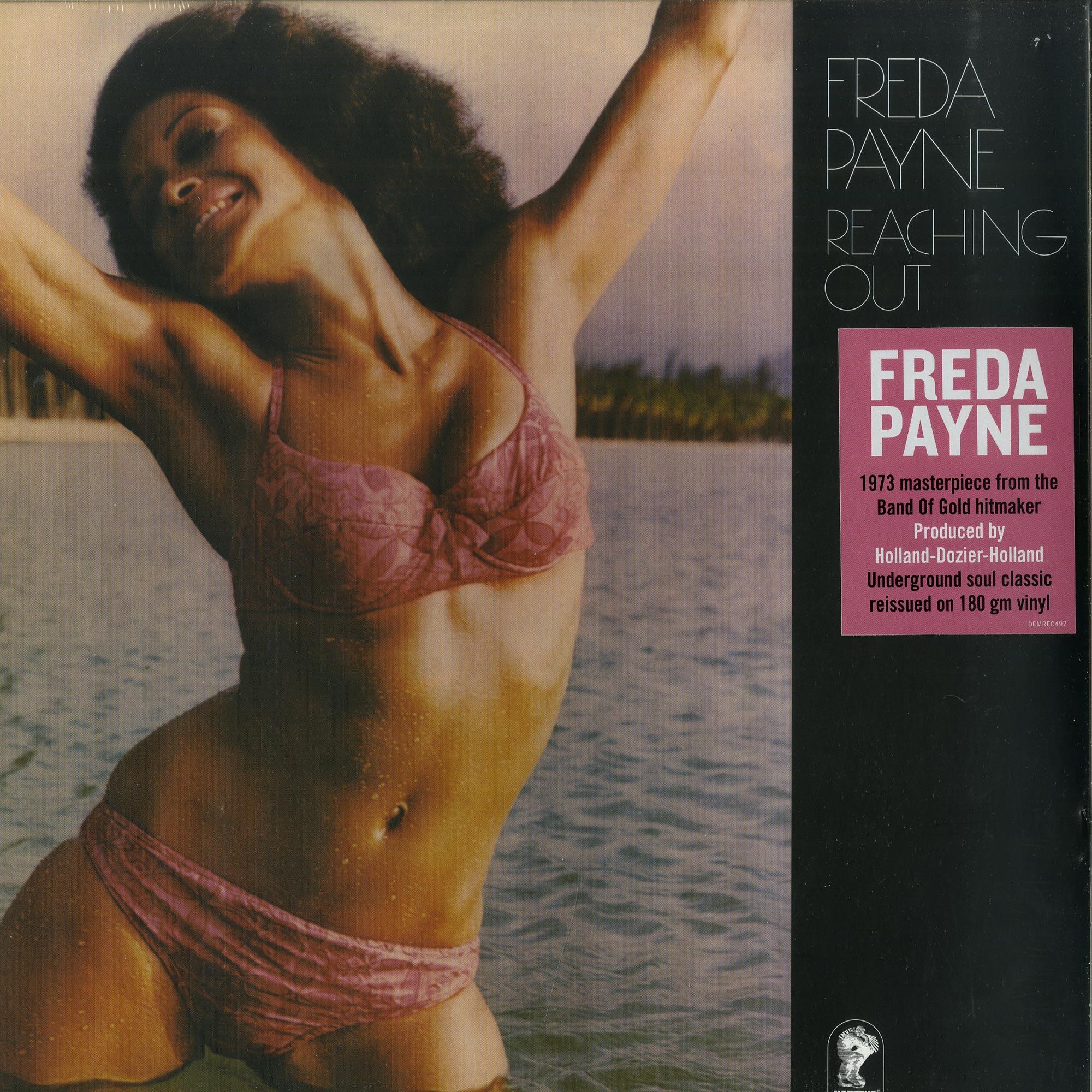 Freda Payne - REACHING OUT