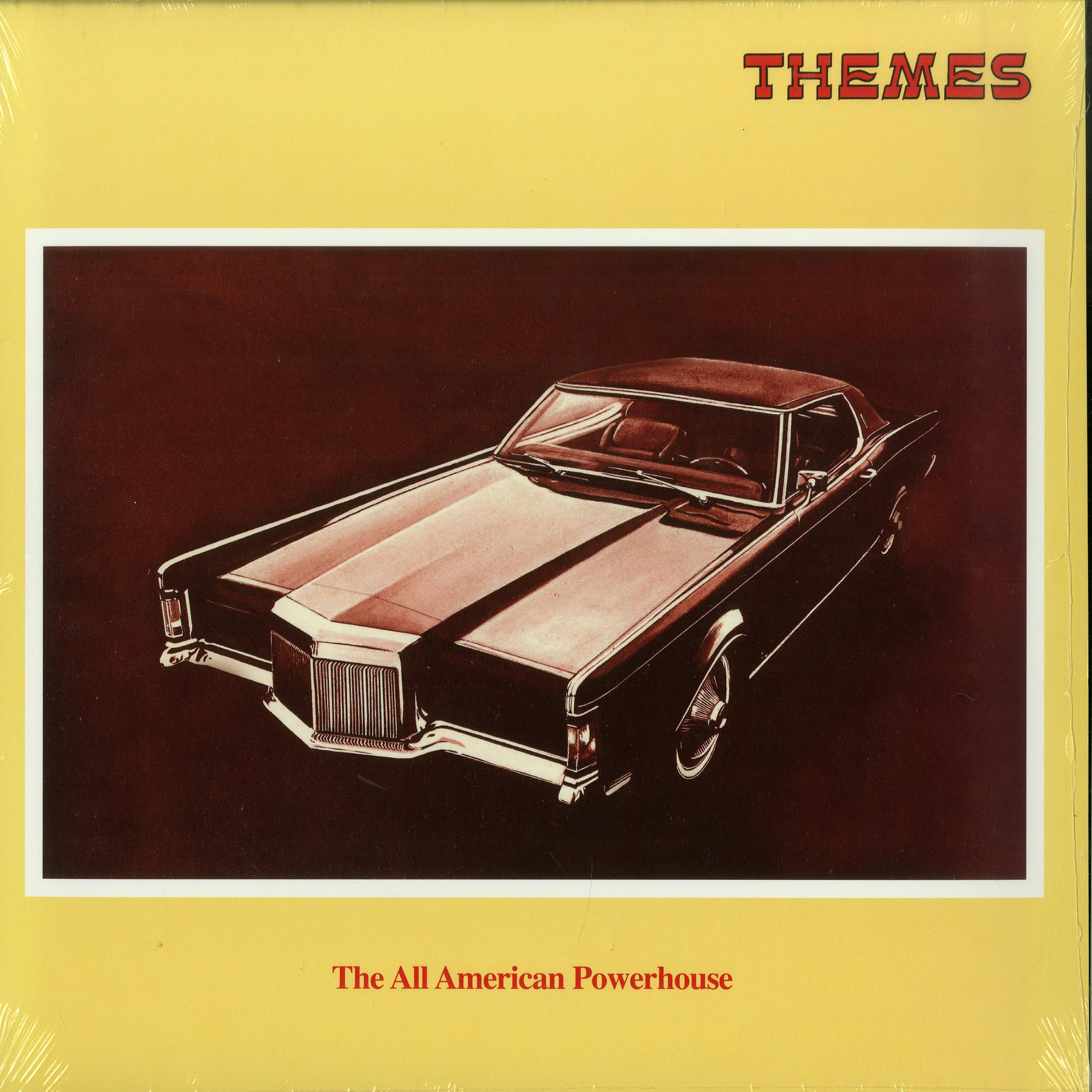 Various Artists - THE ALL AMERICAN POWERHOUSE