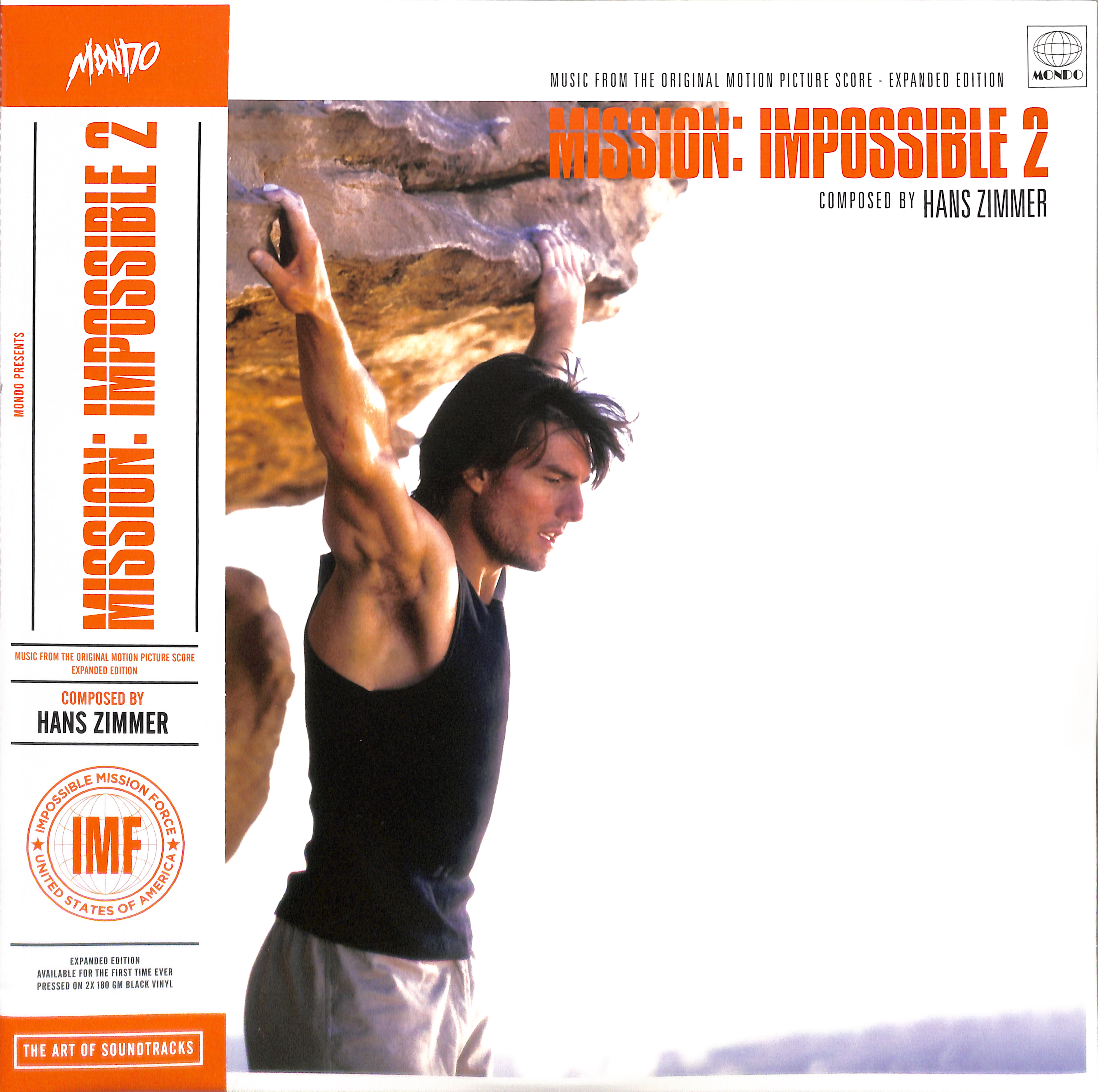 Hans Zimmer - MISSION: IMPOSSIBLE 2 O.S.T.