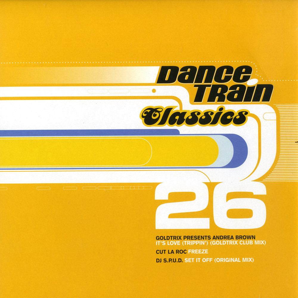 Dance Train Classics - VINYL 26