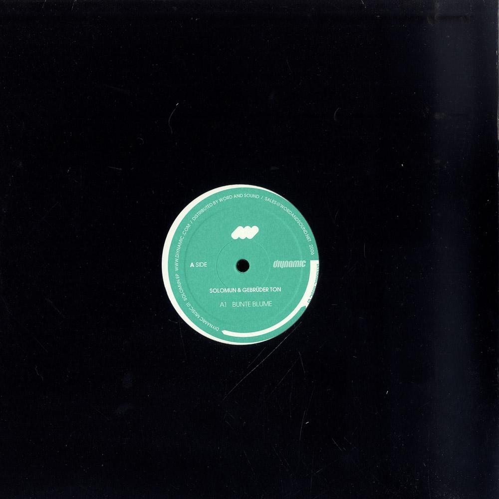 Solomun, Gebr. Ton & Adriano - BUNTE BLUME / STADTGEFLUESTER