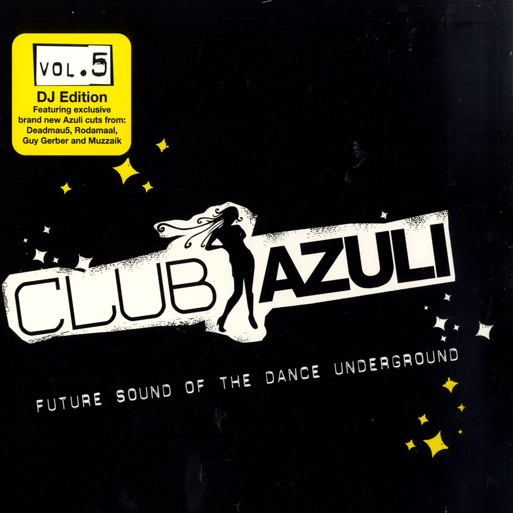Various - CLUB AZULI 5