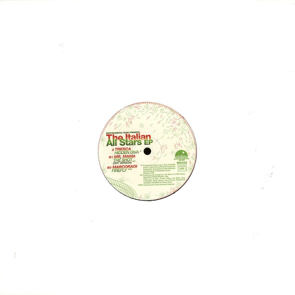 Various Artists - THE ITALIAN ALLSTARS EP