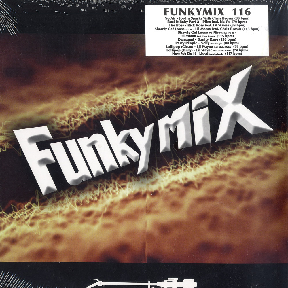 Funkymix - VOL. 116