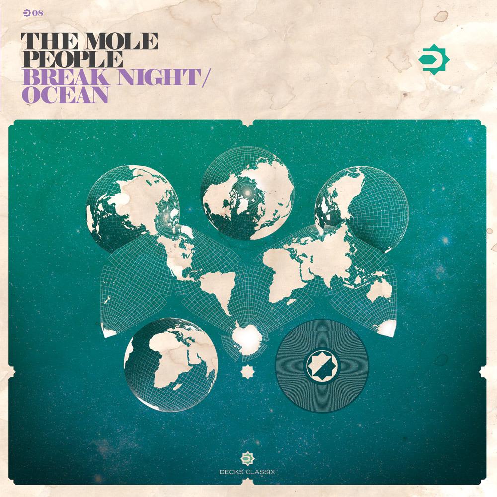 The Mole People - BREAK NIGHT / OCEAN