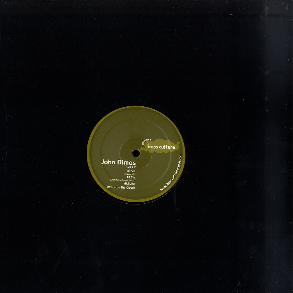 John Dimas - SLIT EP