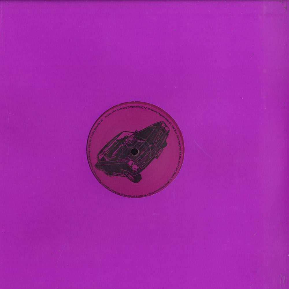 Huxley - PURPLE EP