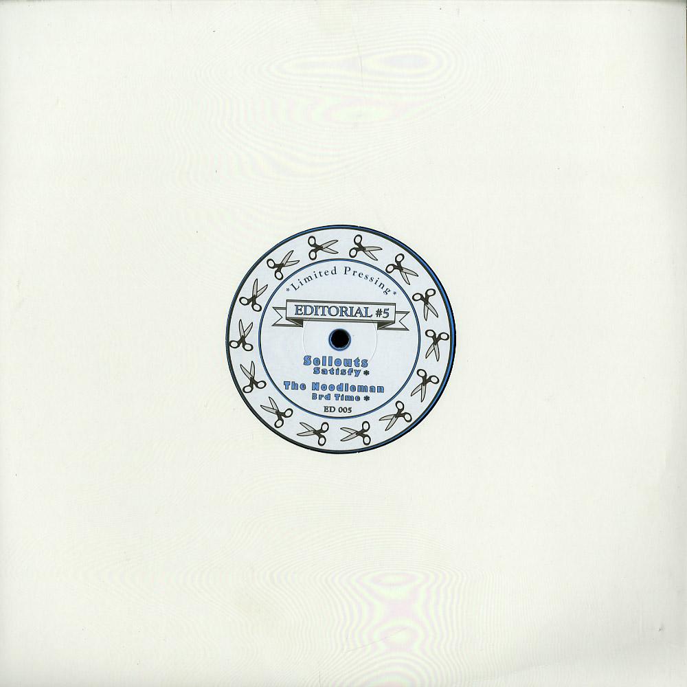 Various Artists - EDITORIAL VOL.5 EP