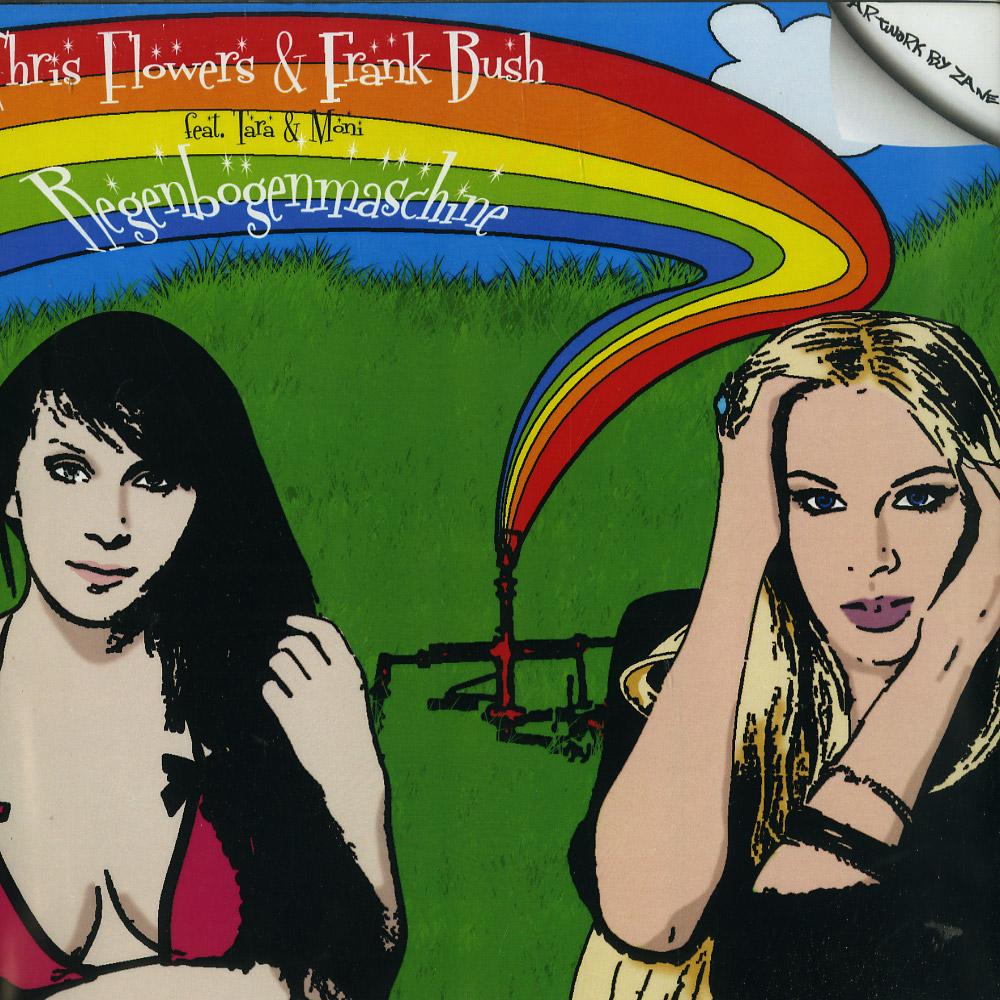 Chris Flowers & Frank Bush feat. Tara & Moni - REGENBOGENMASCHINE