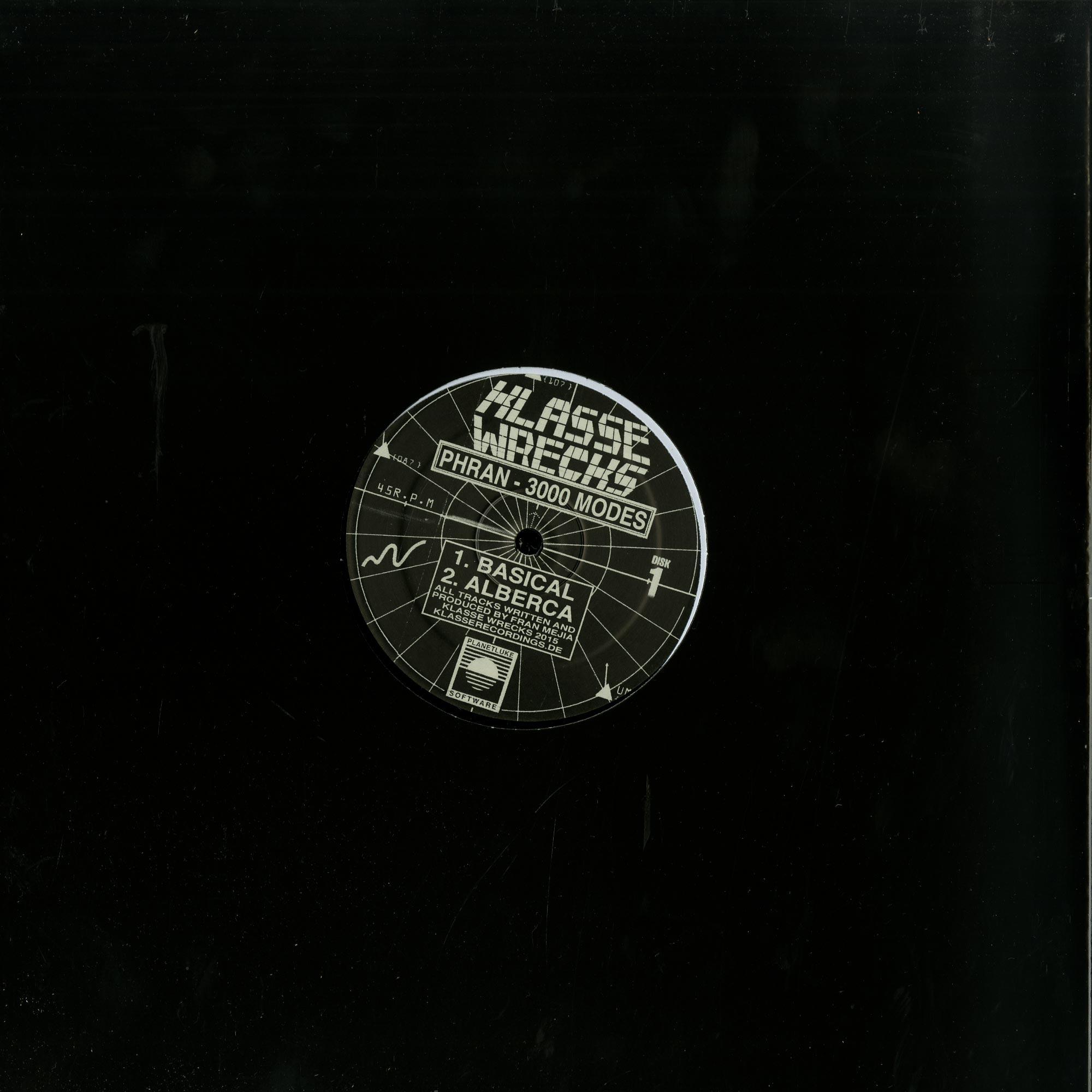 Phran - 3000 MODES EP