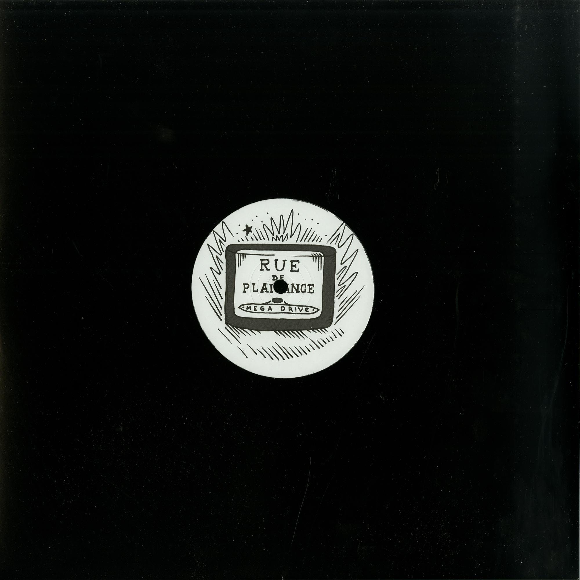 OCB - MEGADRIVE EP
