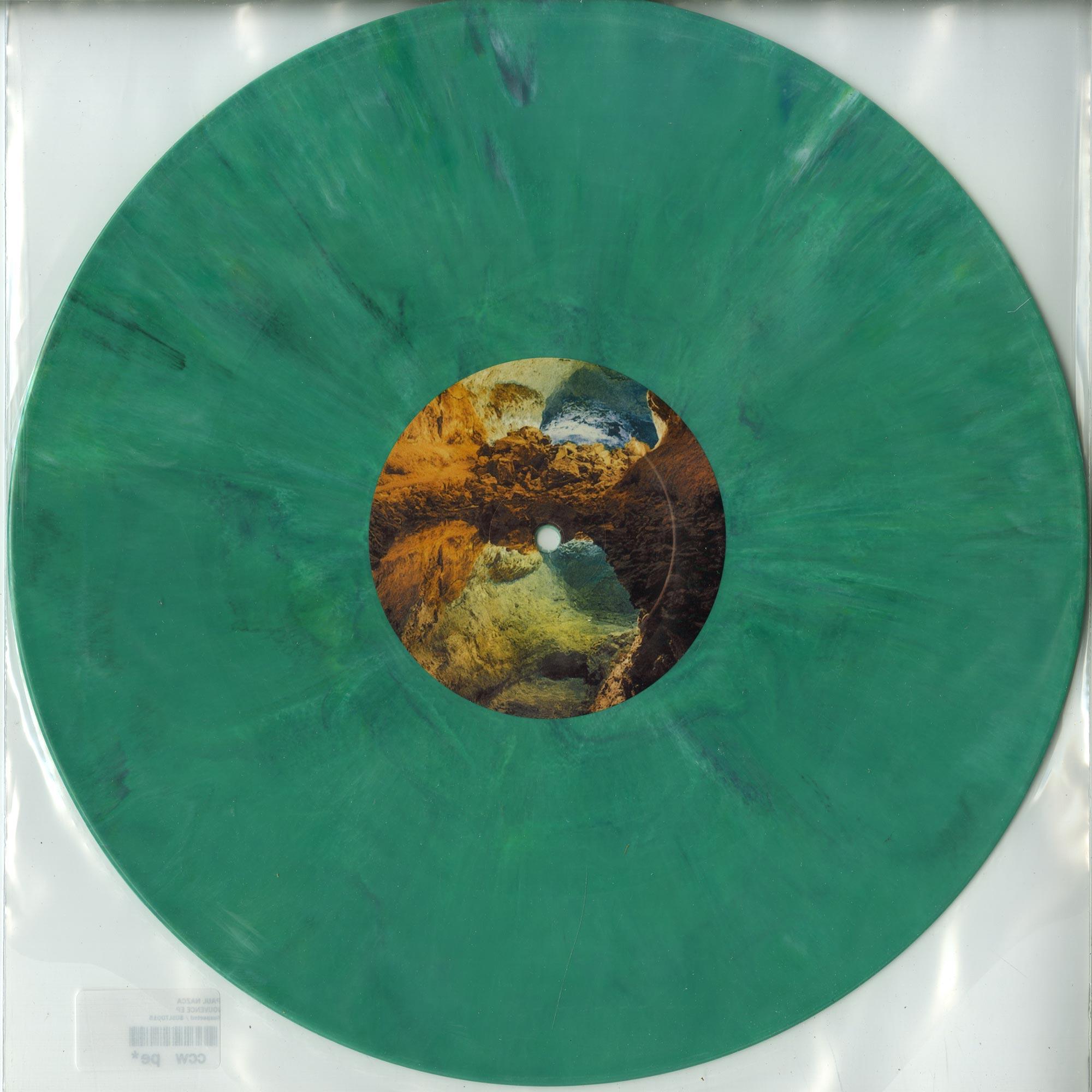 Paul Nazca - JOUVENCE EP