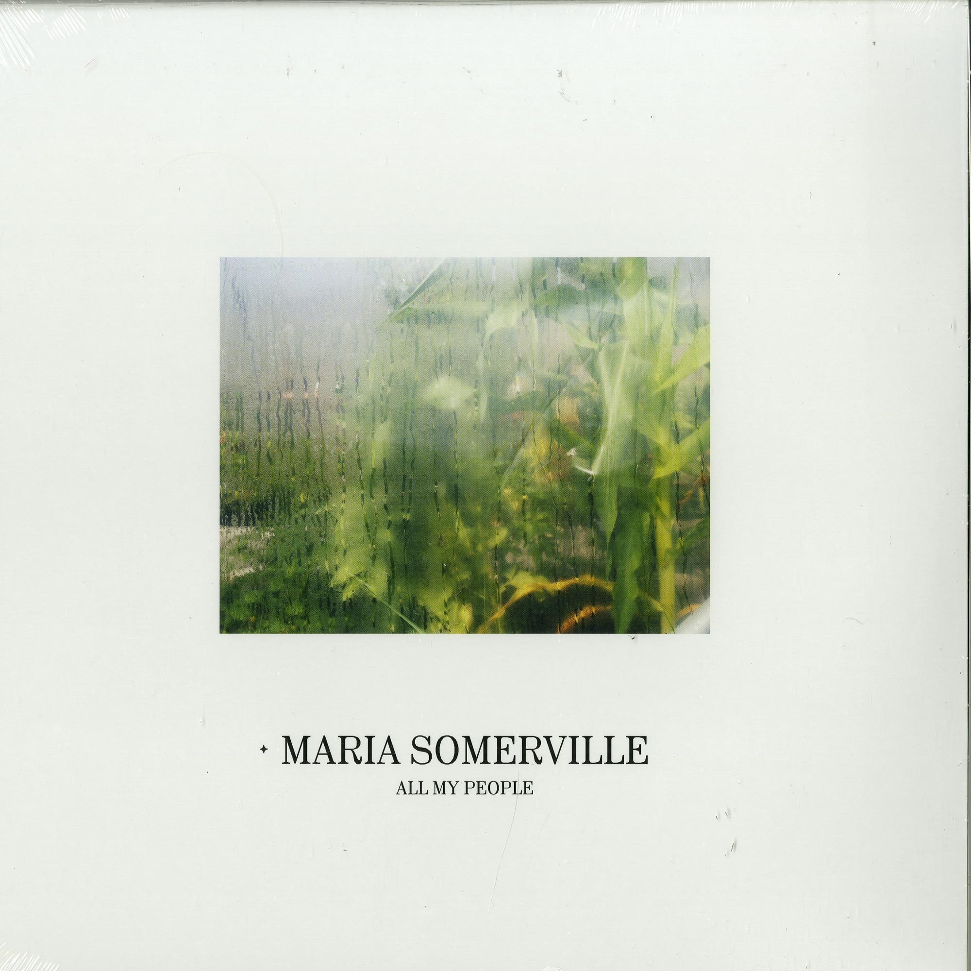Maria Somerville - ALL MY PEOPLE