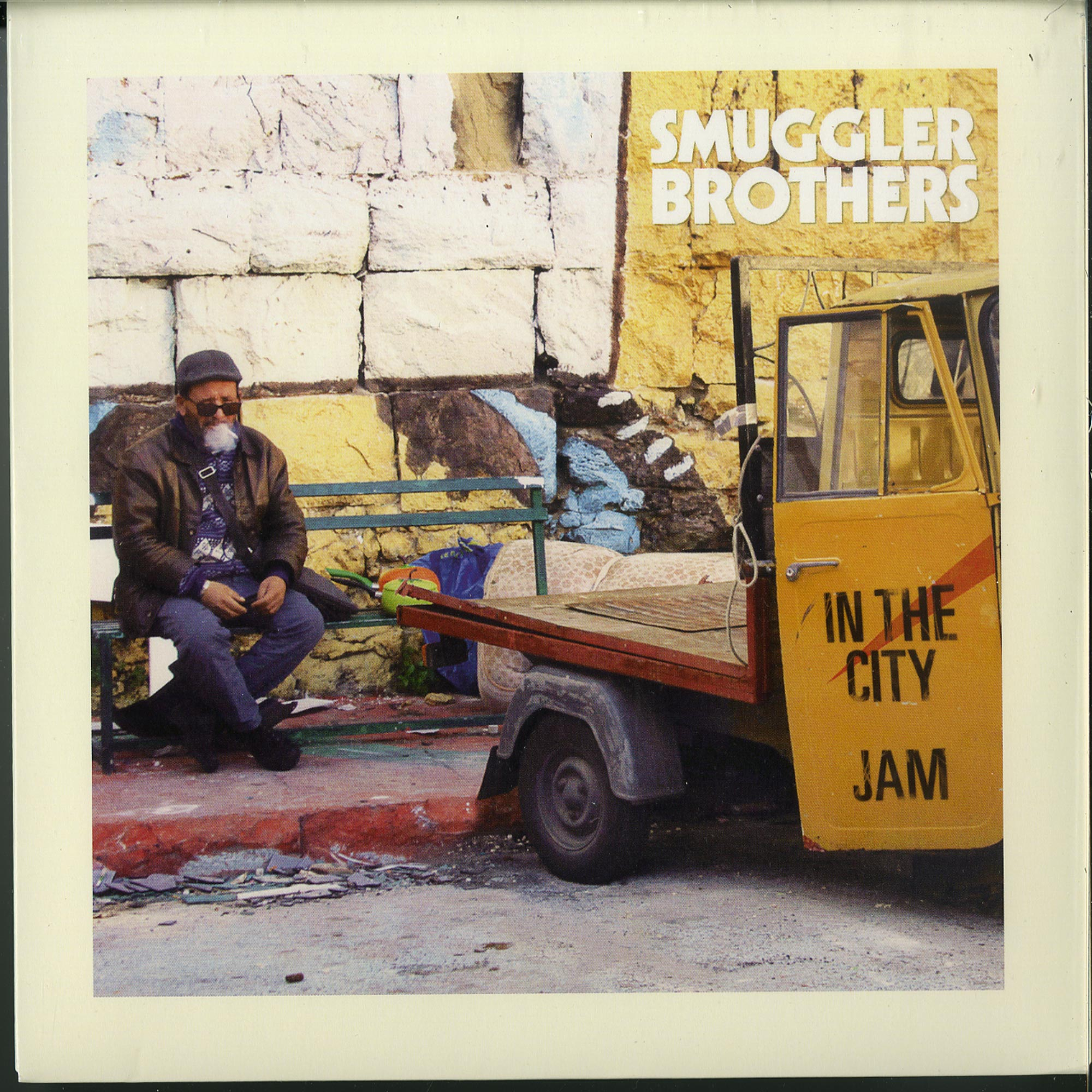 Smuggler Brothers - IN THE CITY / JAM