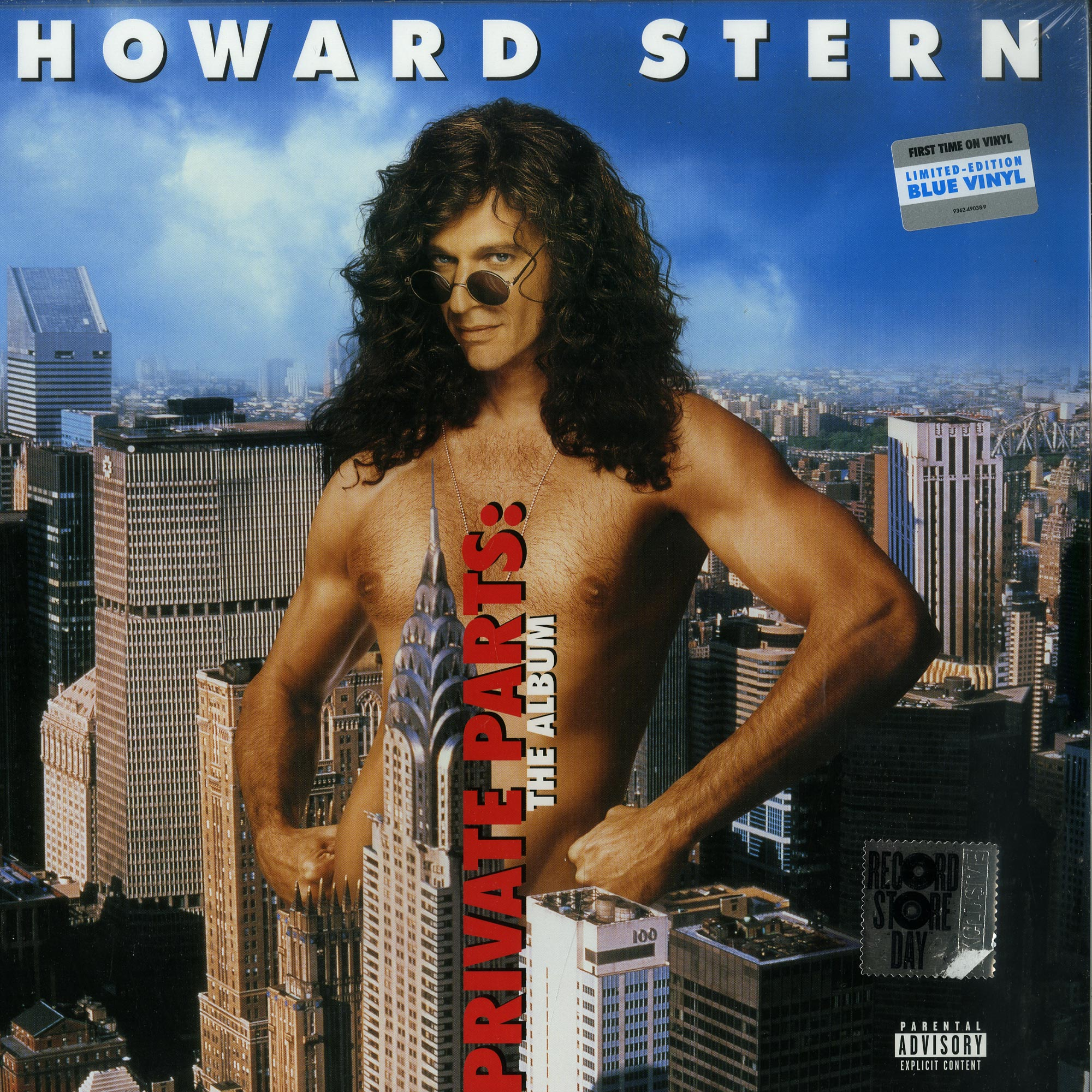 Various Artists - HOWARD STERN: PRIVATE PARTS O.S.T.