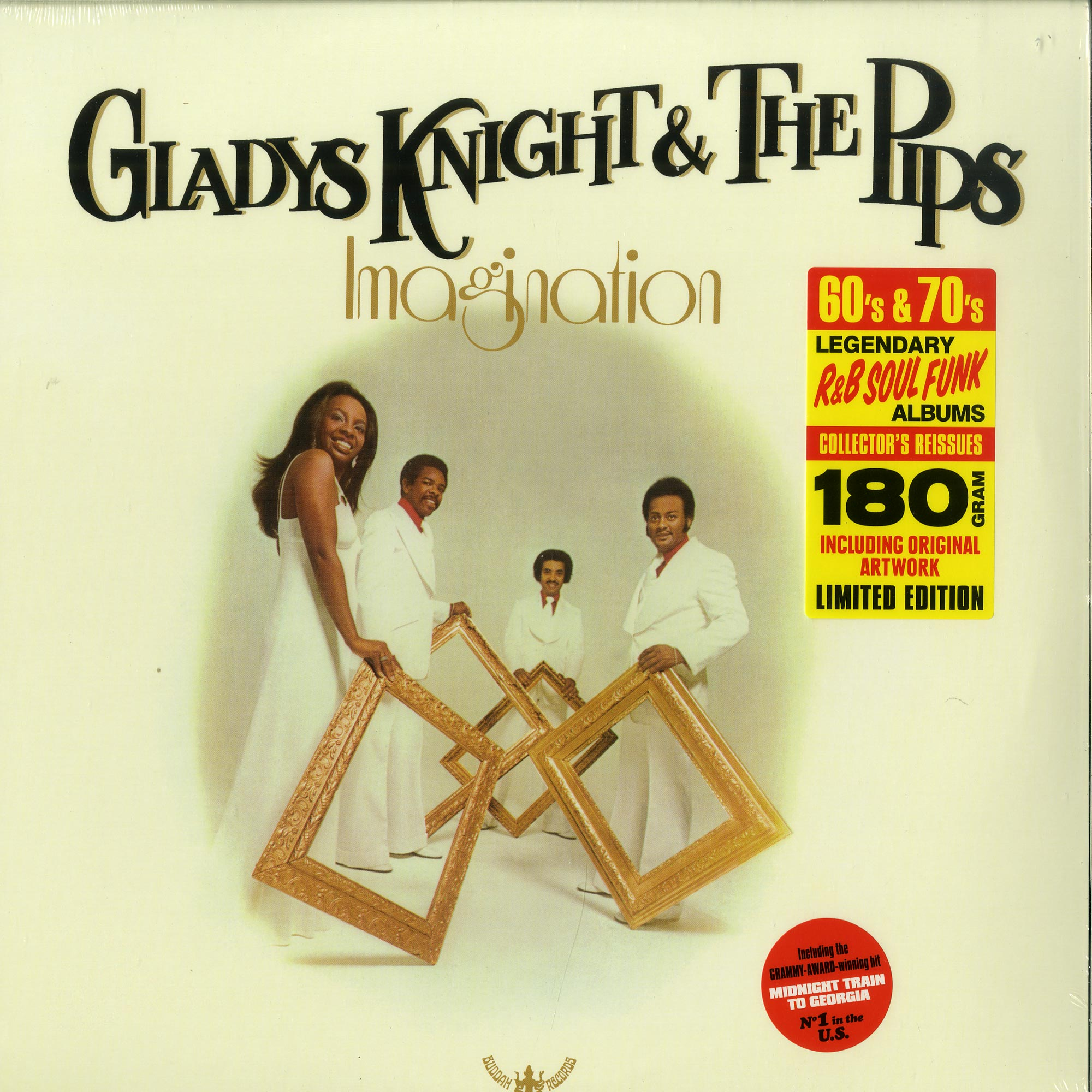 Gladys Knight & The Pips - IMAGINATION
