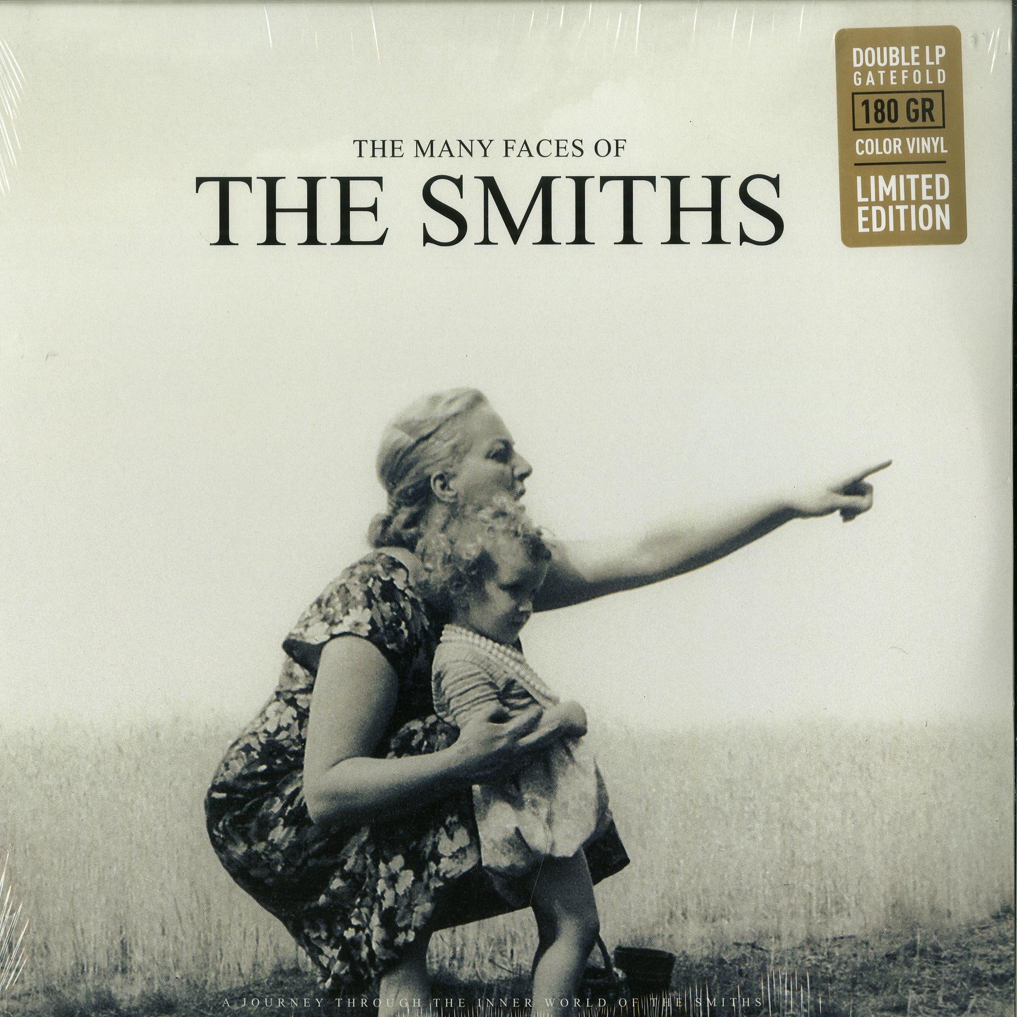 Various Artists - THE MANY FACES OF THE SMITHS