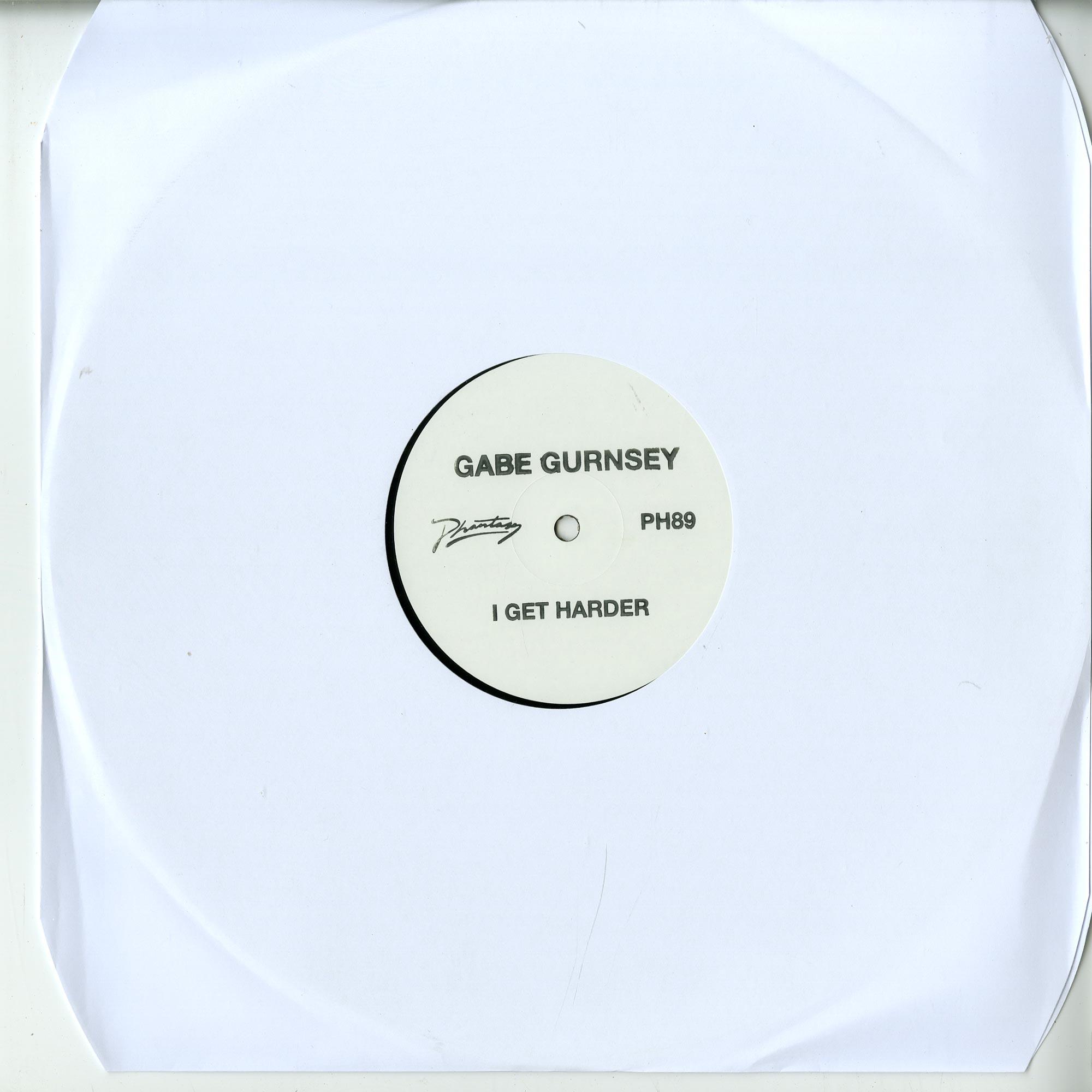 Gabe Gurnsey - I GET HARDER