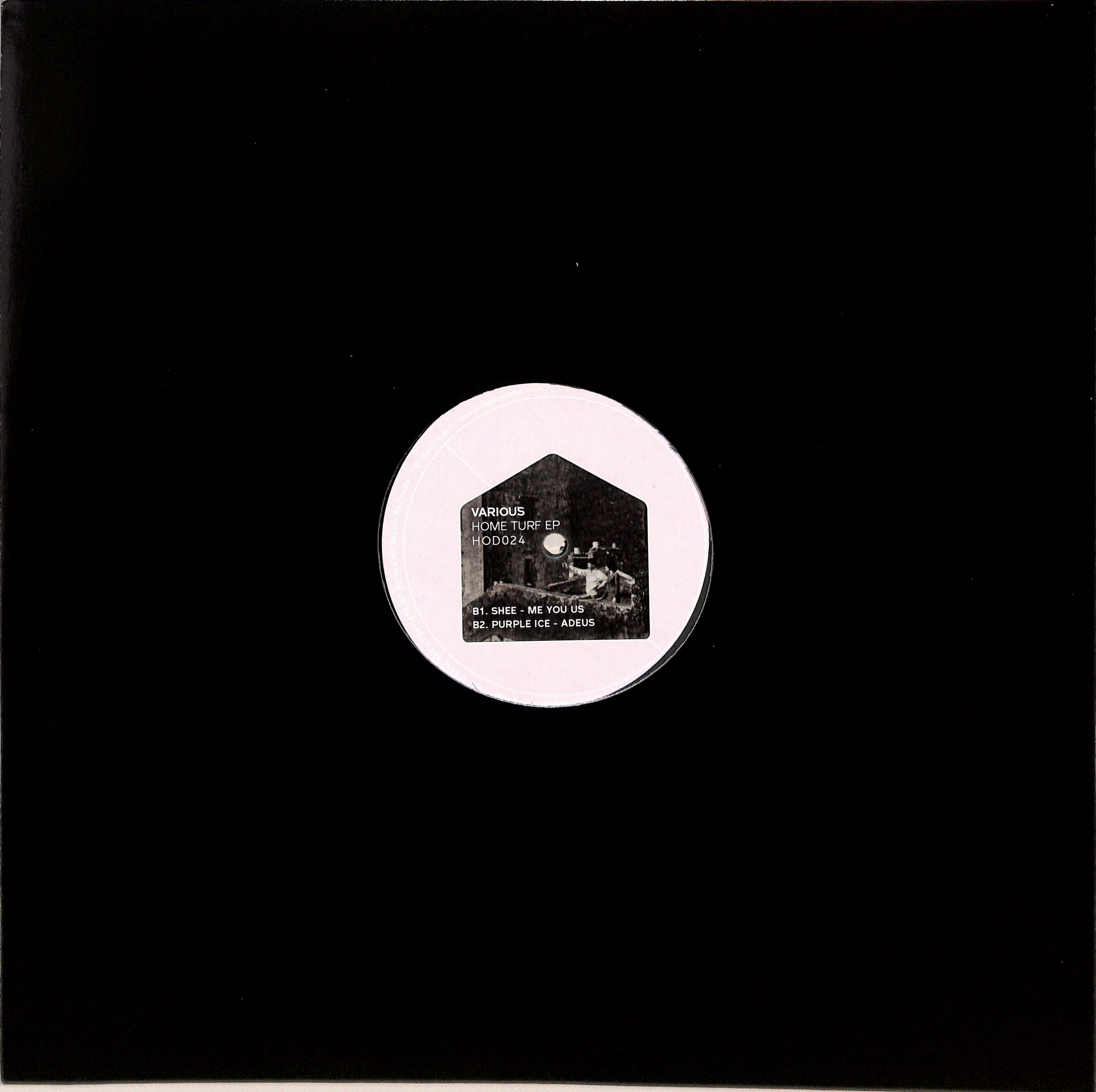 Various Artists - HOME TURF EP