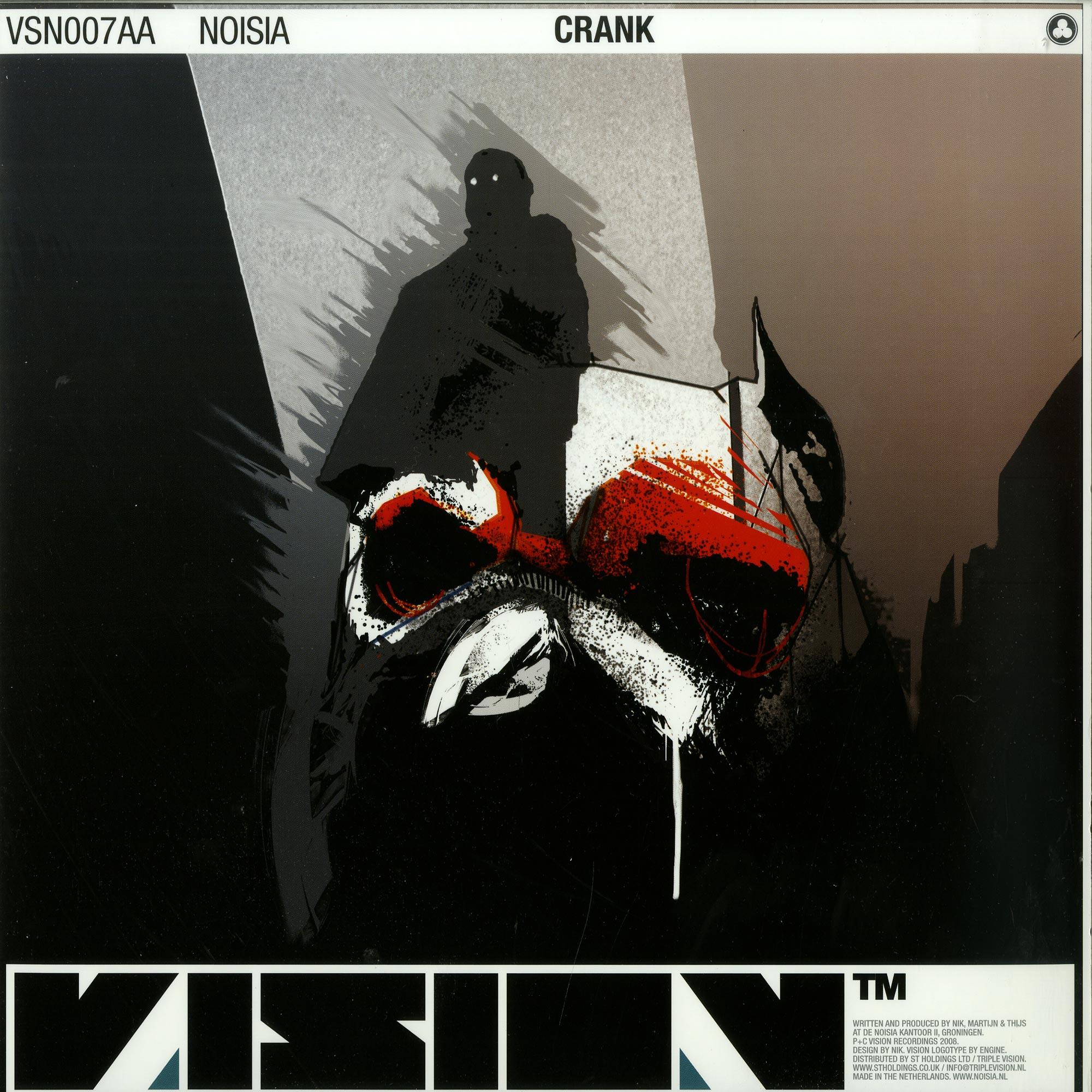Noisia - STIGMA / CRANK