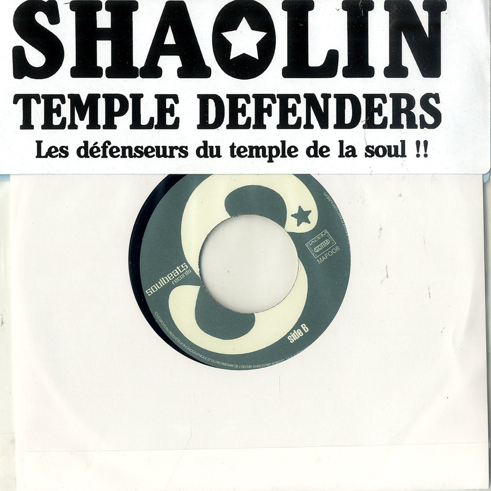 Shaolin Temple Defenders - LET YOURSELF GO