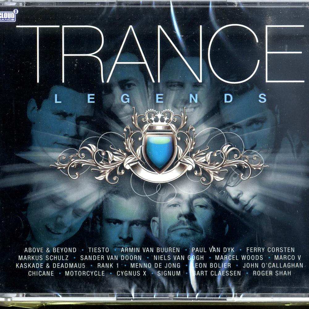 Various Artists - TRANCE LEGENDS