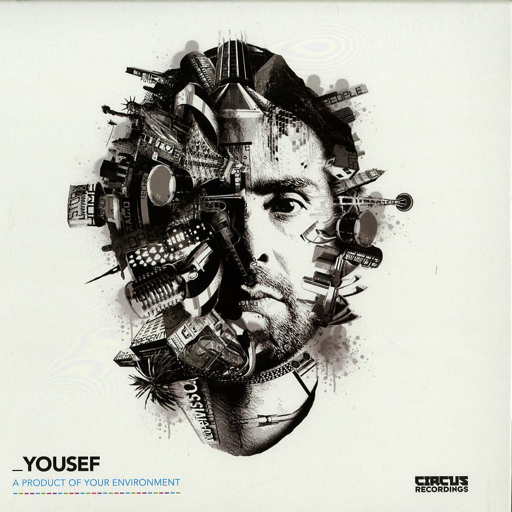 Yousef - A PRODUCT OF YOUR ENVIROMENT - SAMPLER 1