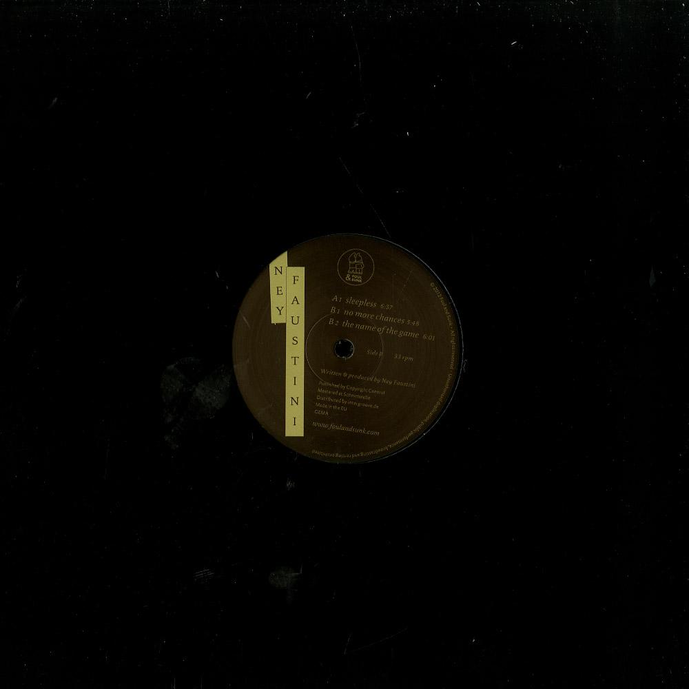 Ney Faustini - SLEEPLESS EP