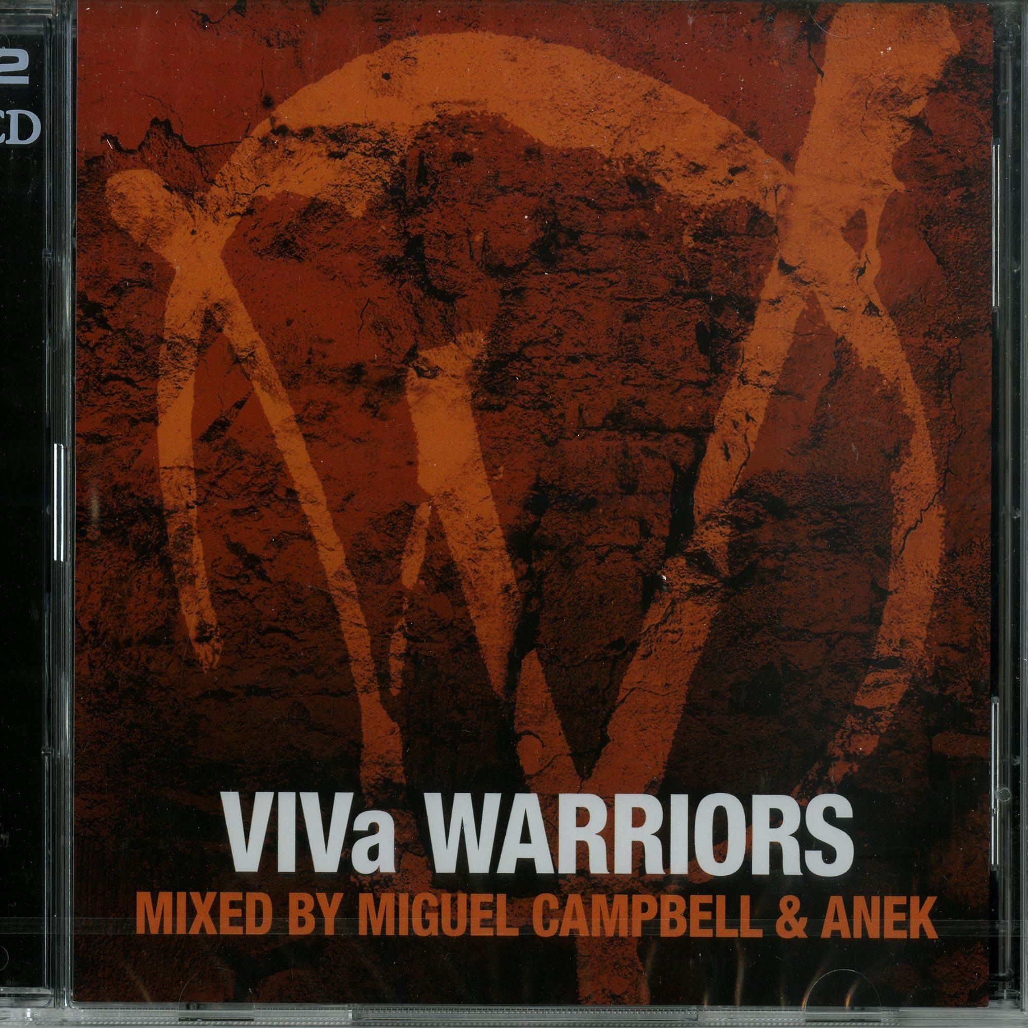 Various Artists - VIVA WARRIORS SEASON 3