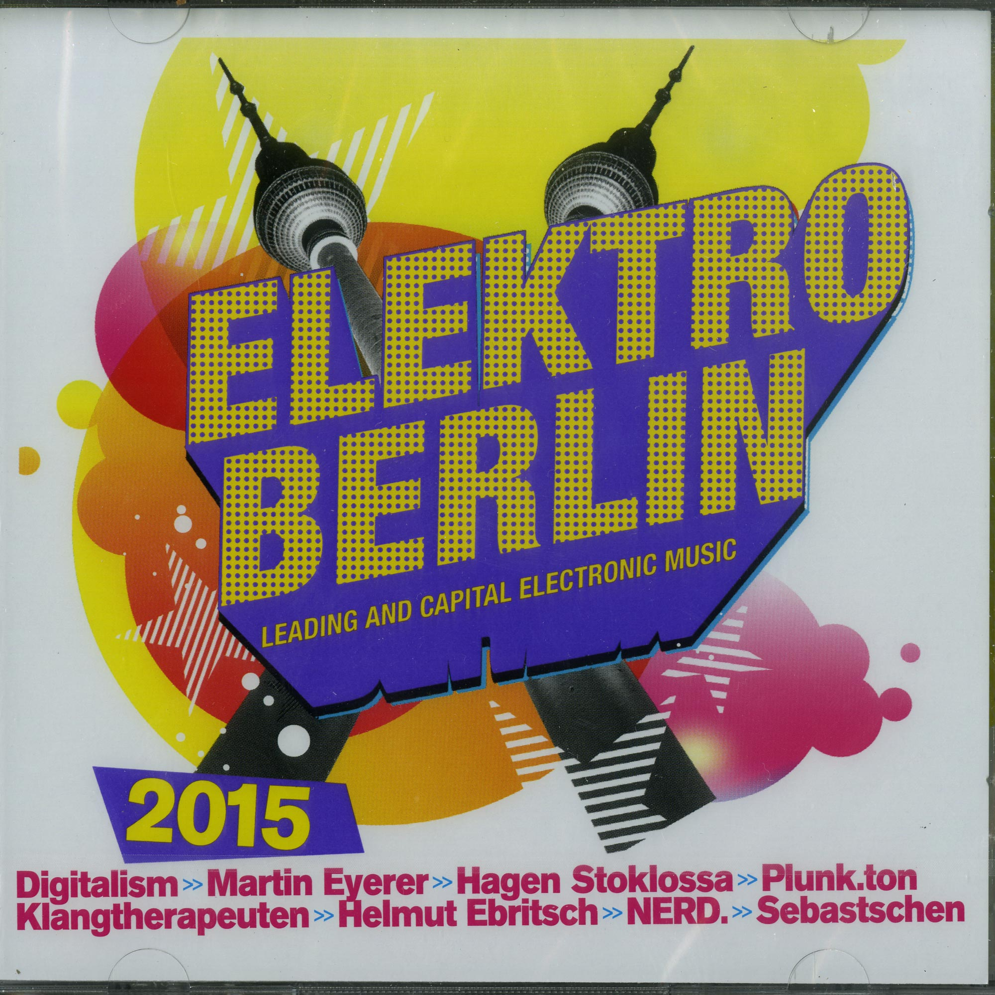 Various Artists - ELEKTRO BERLIN 2015