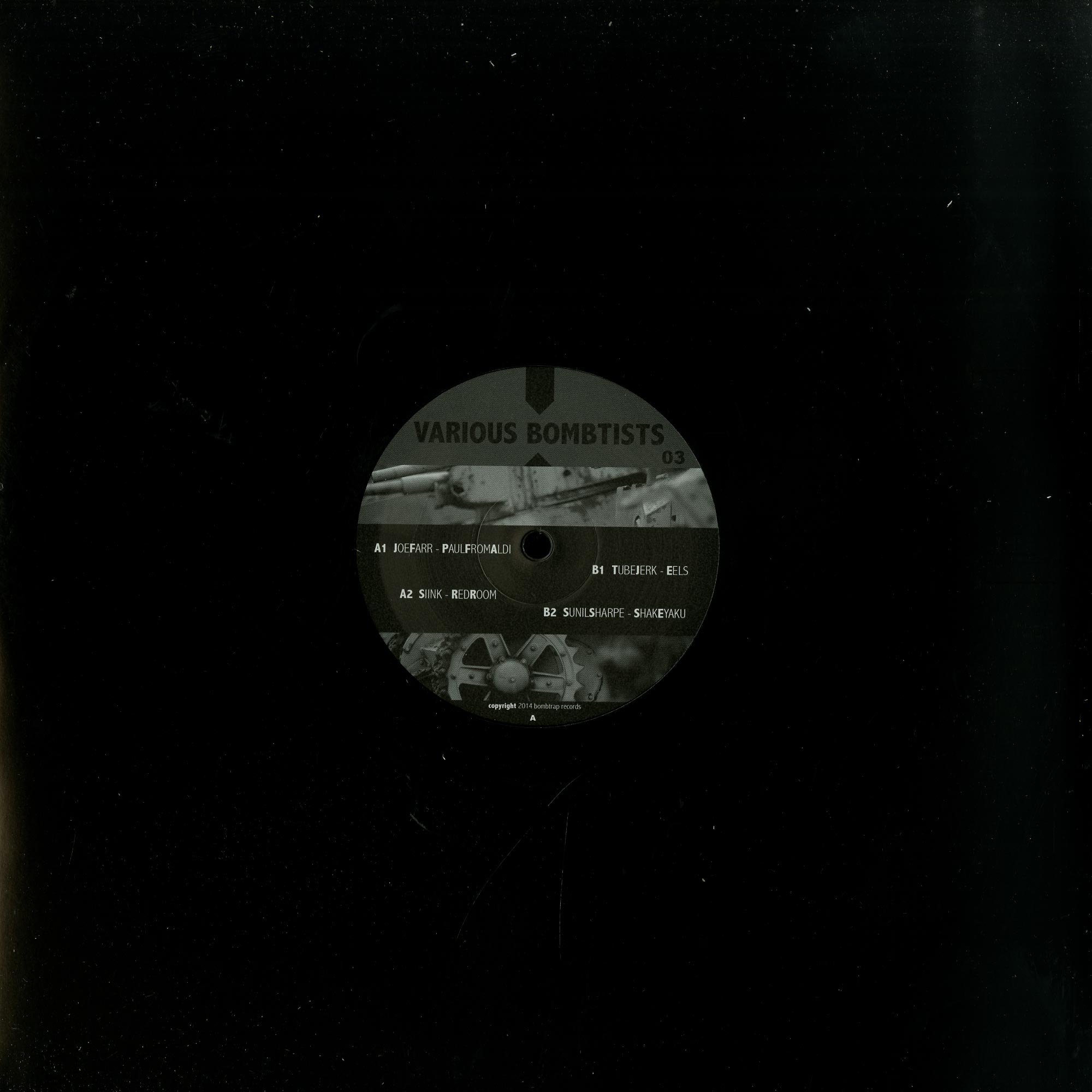 Various Artists - VARIOUS BOMBTISTS VOL 3