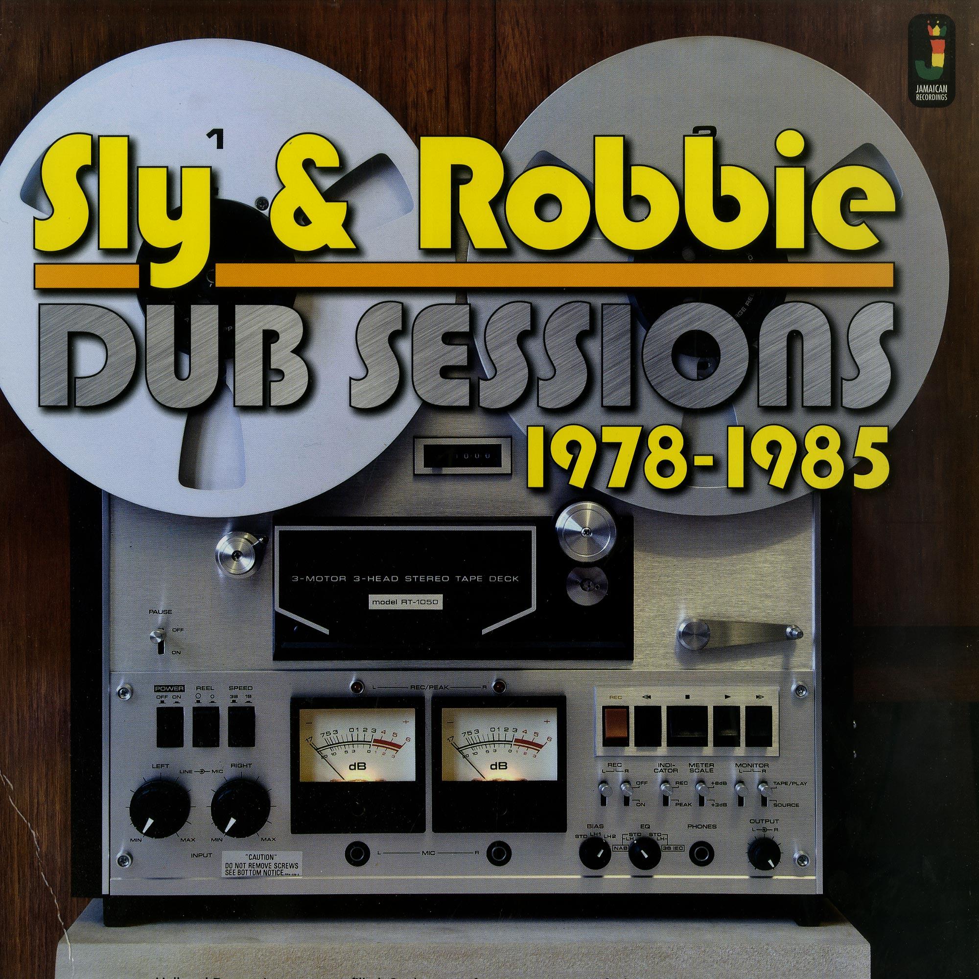Sly & Robbie - DUB SESSIONS 1978 - 1985