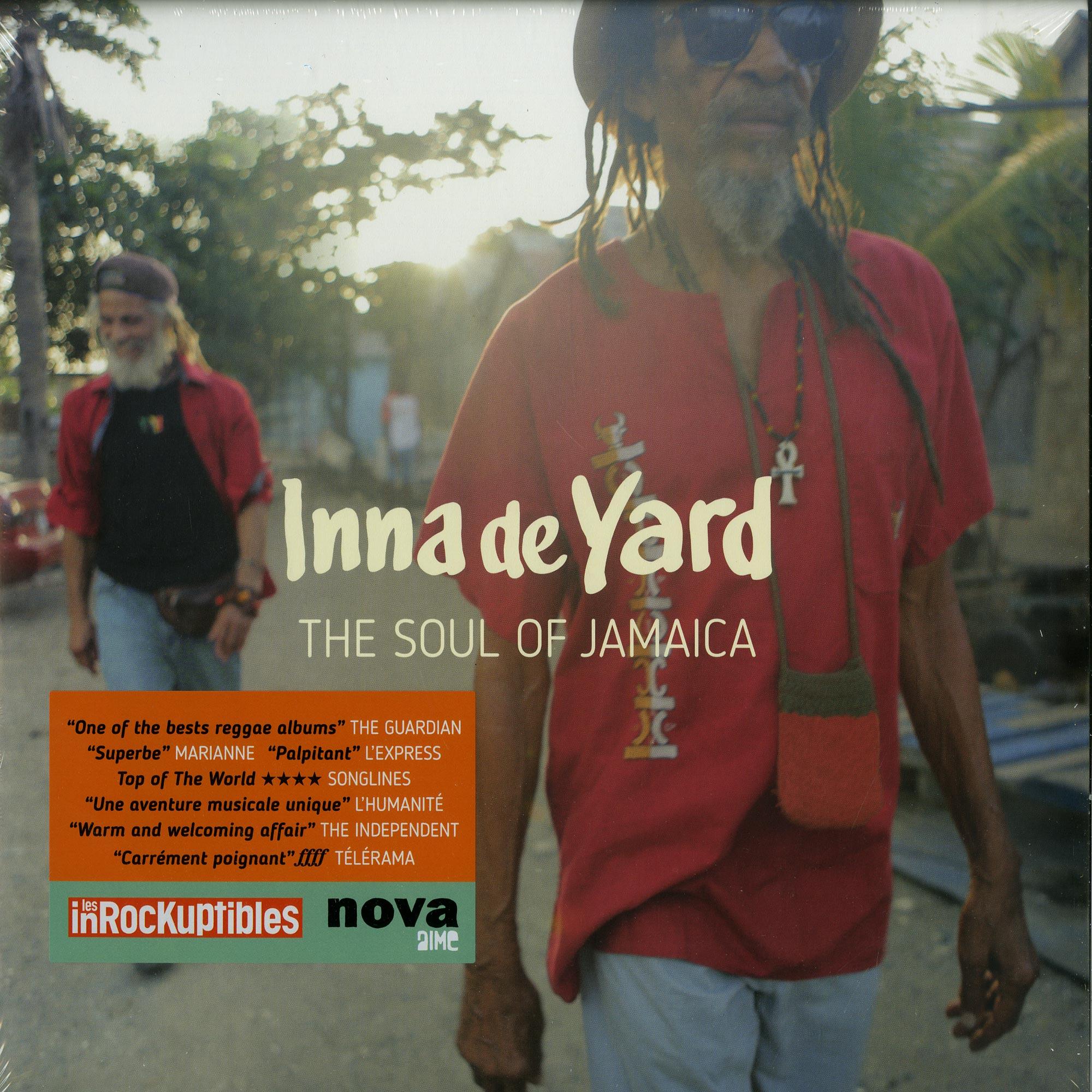 Various Artists - INNA DE YARD - THE SOUL OF JAMAICA
