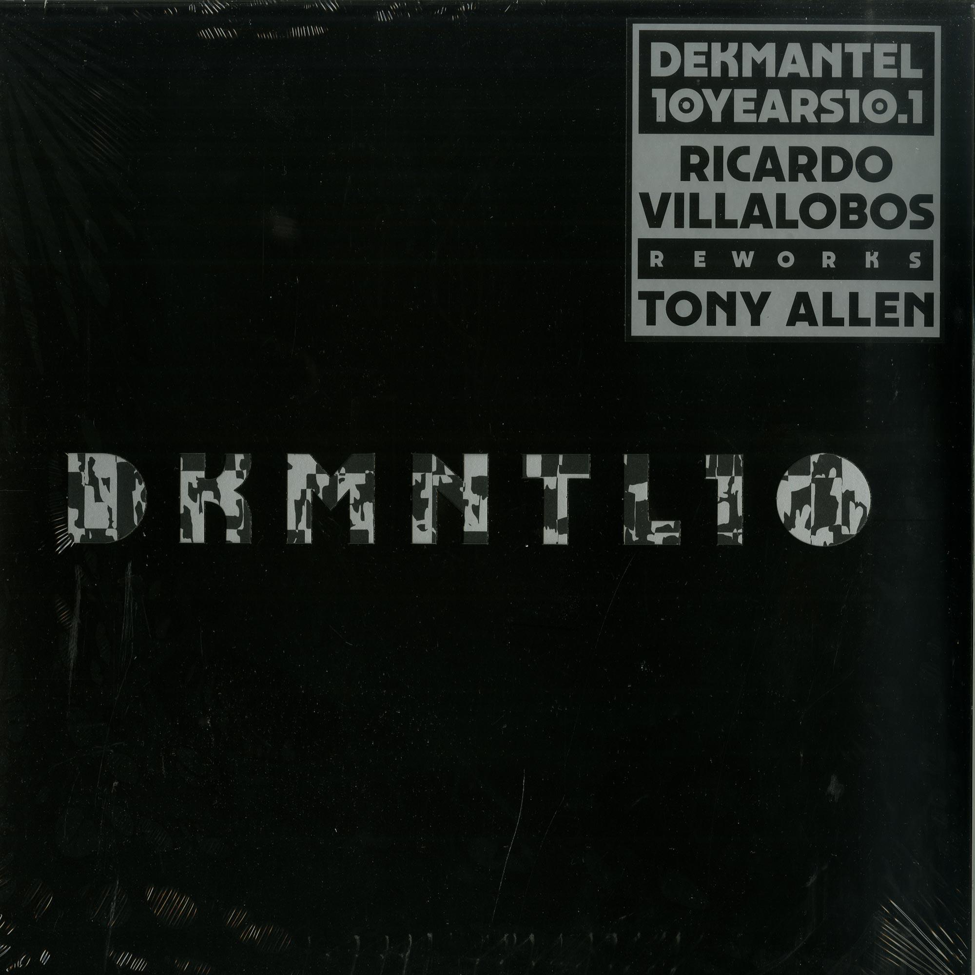 Various Artists  - DEKMANTEL 10 YEARS 10.1