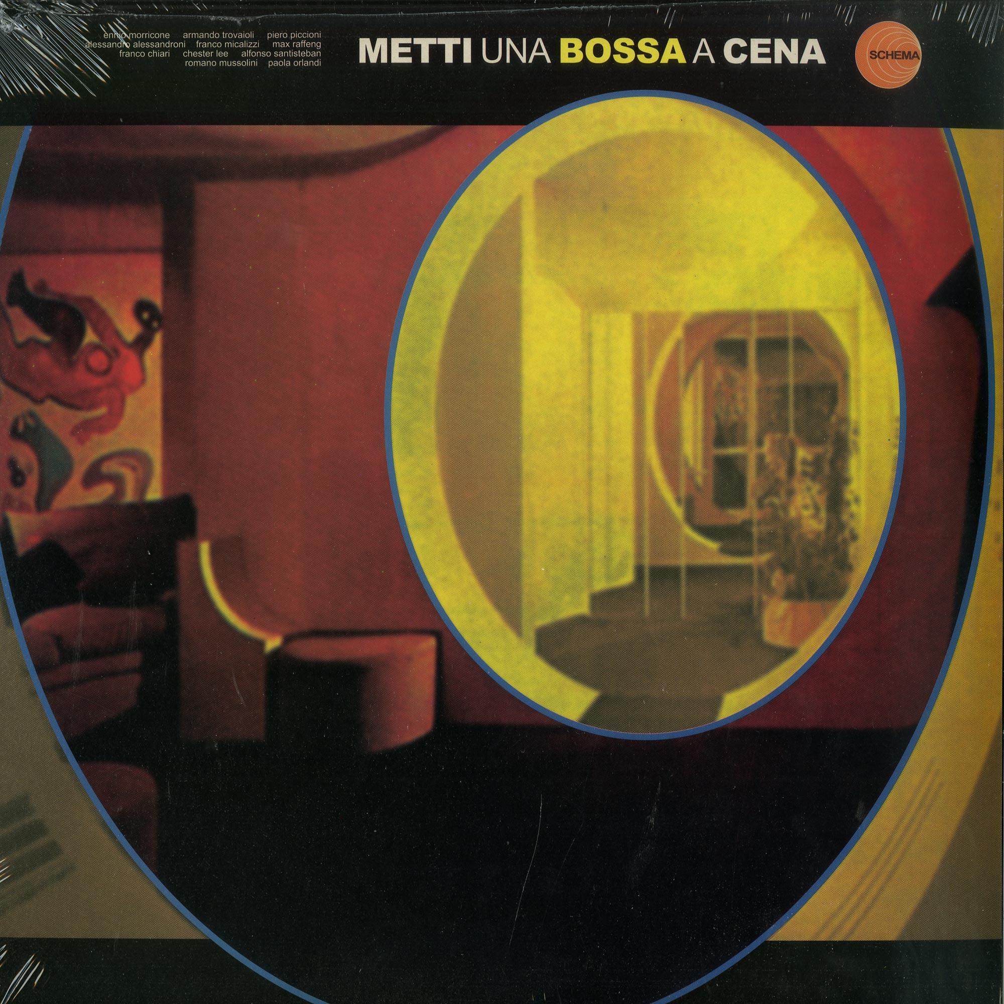 Various Artists - METTI UNA BOSSA A CENA VOL.1