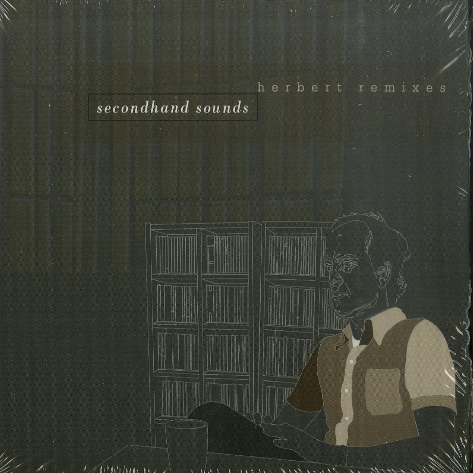 Various Artists - SECONDHAND SOUNDS - HERBERT REMIXES