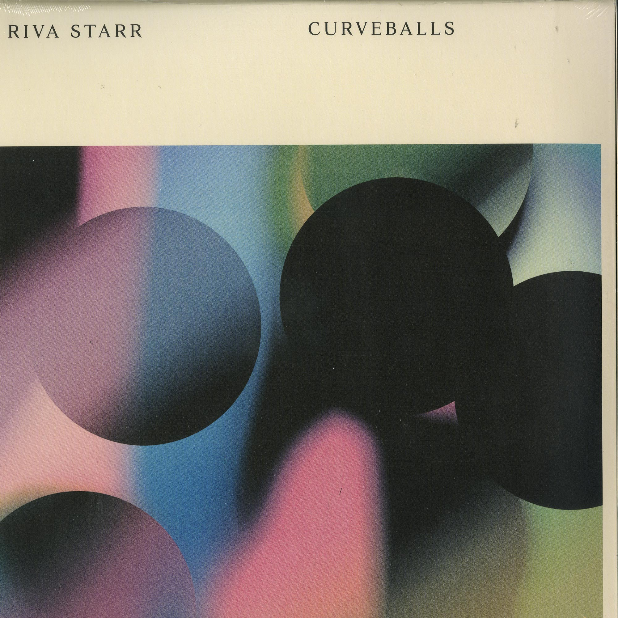 Riva Starr - CURVEBALLS