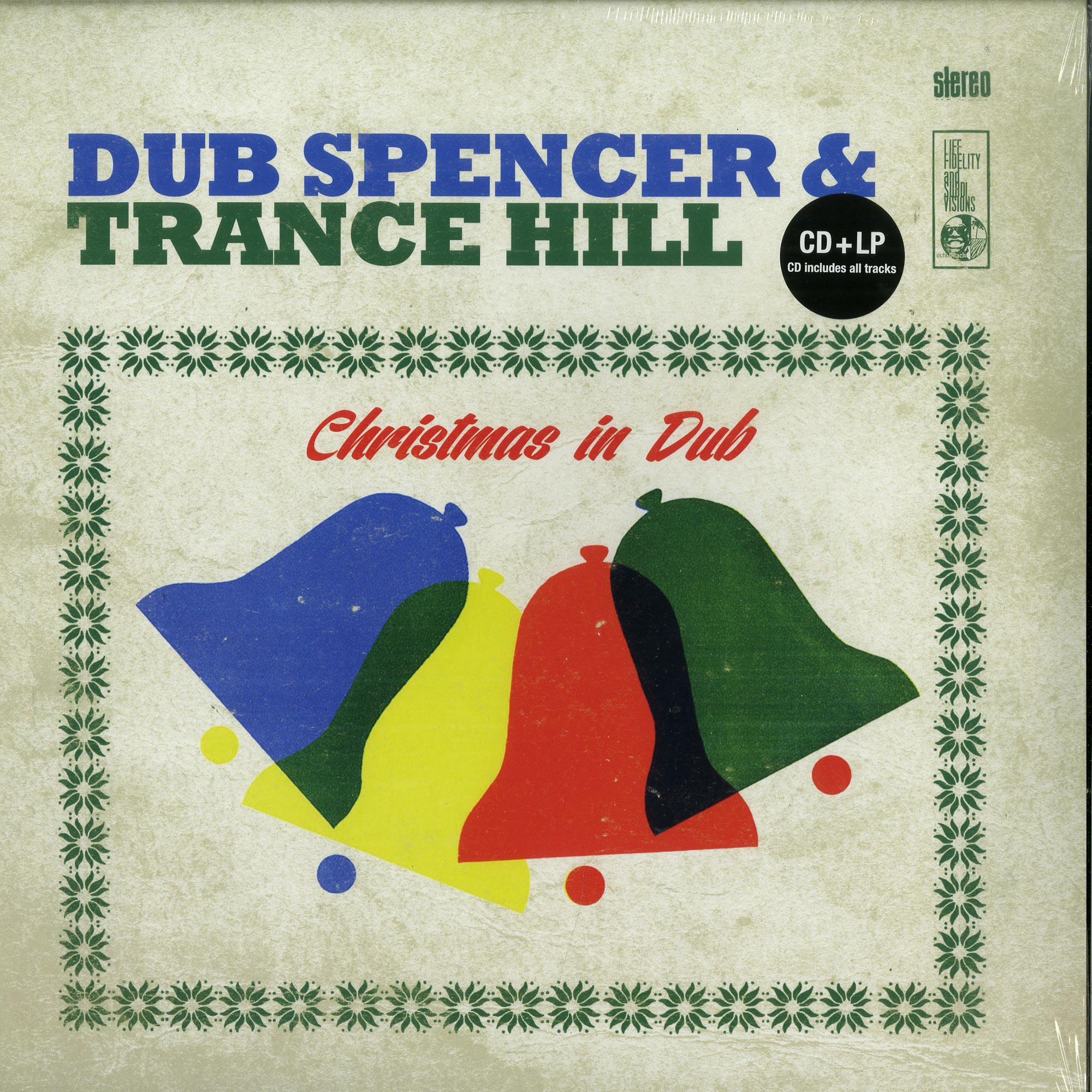 Dub Spencer & Trance Hill - CHRISTMAS IN DUB