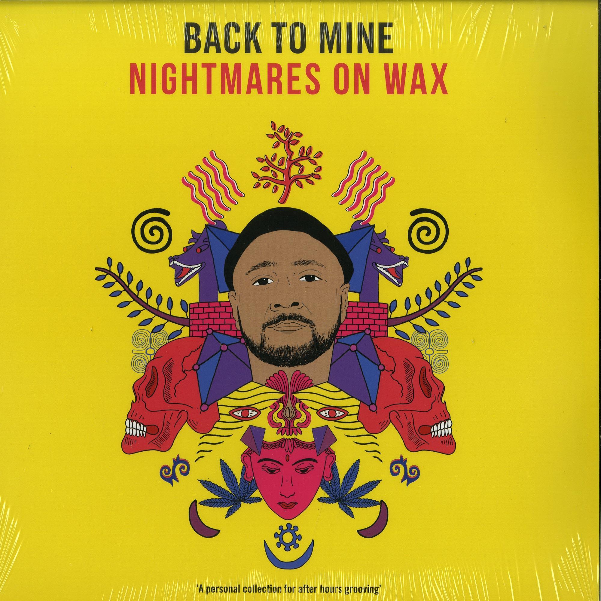 Nightmares On Wax Presents - BACK TO MINE