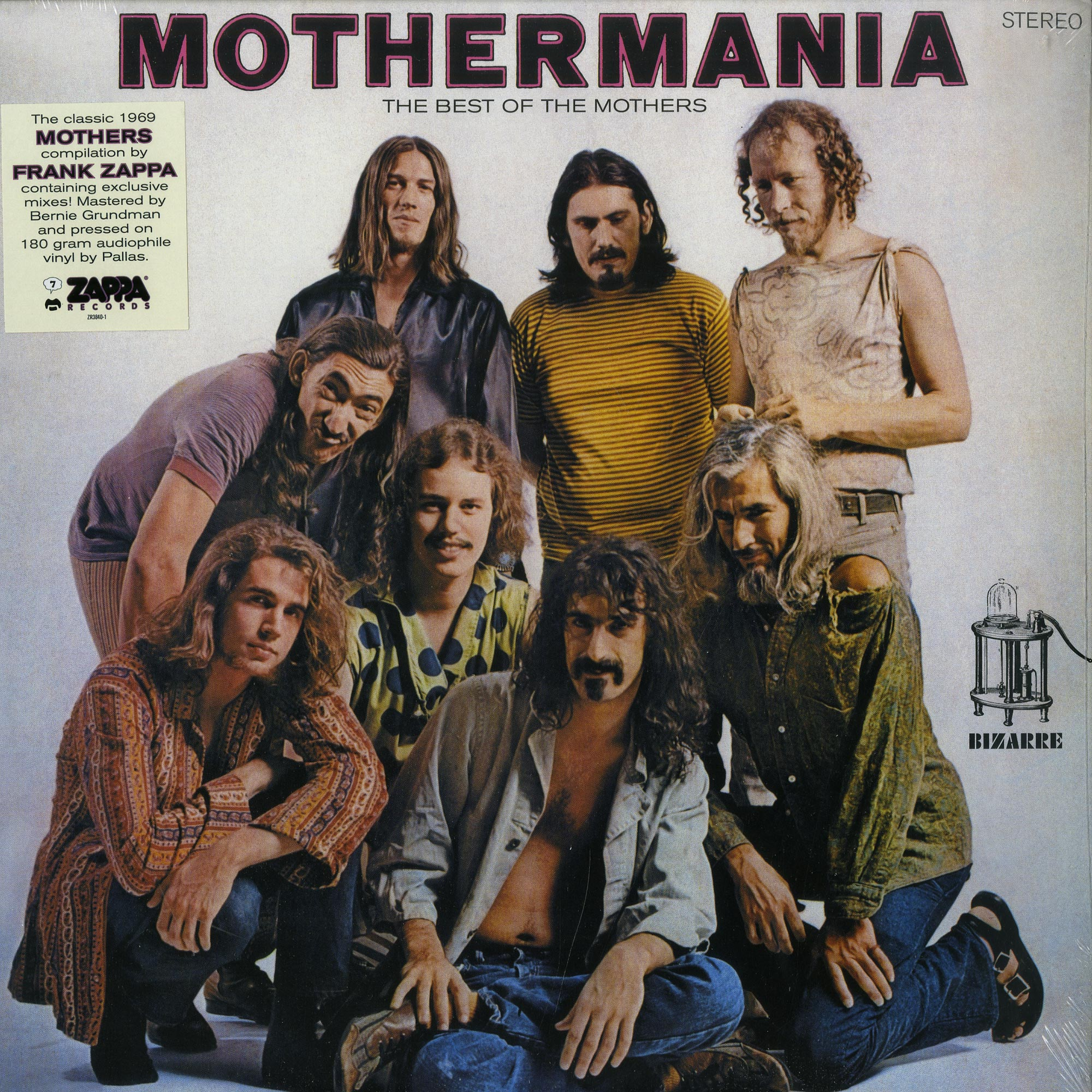 Frank Zappa & The Mothers Of Invention - MOTHERMANIA: THE BEST OF THE MOTHERS