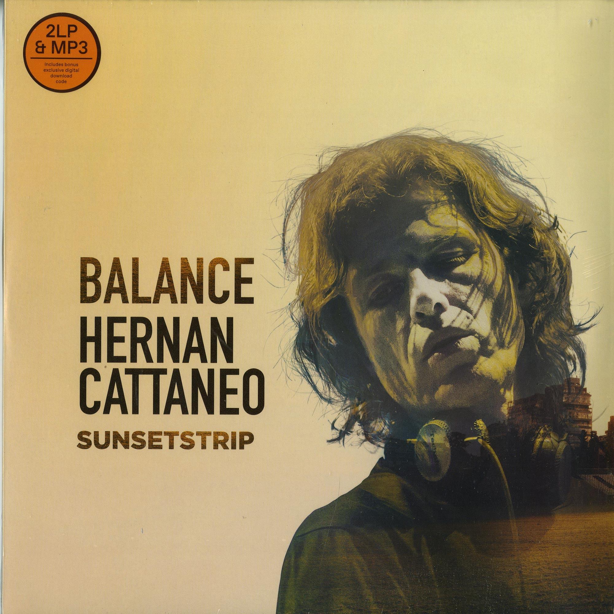 Hernan Cattaneo - BALANCE PRESENTS SUNSETSTRIP
