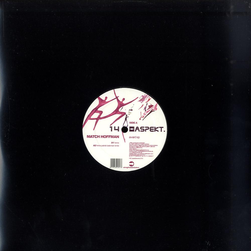 Match Hoffman - AWARD EP