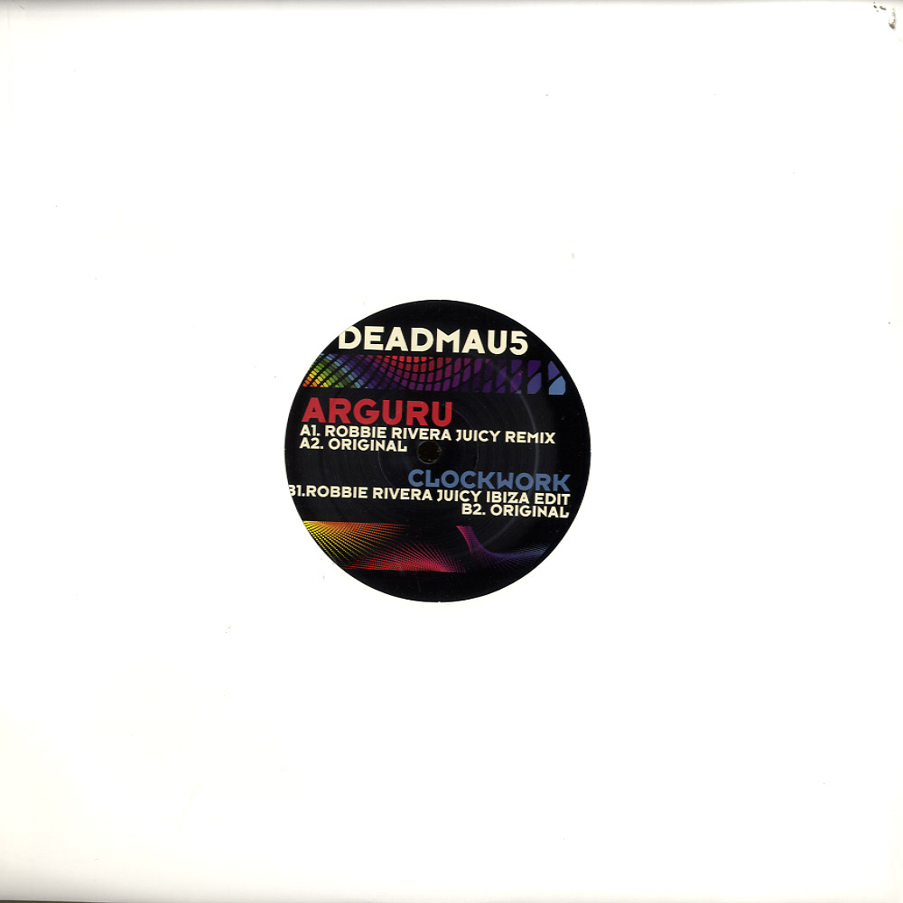 Deadmau5 - ARGURU 2010 / CLOCKWORK 2010