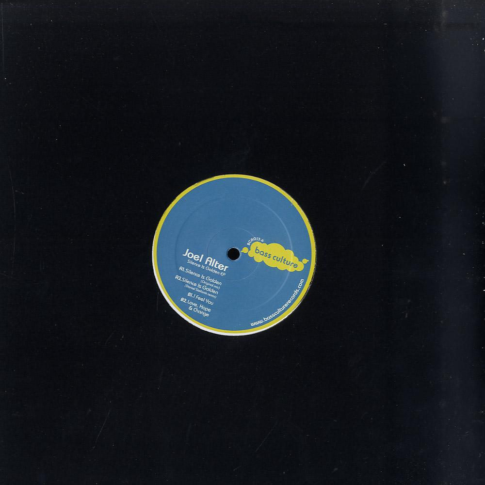 Joel Alter - SILENCE IS GOLDEN EP