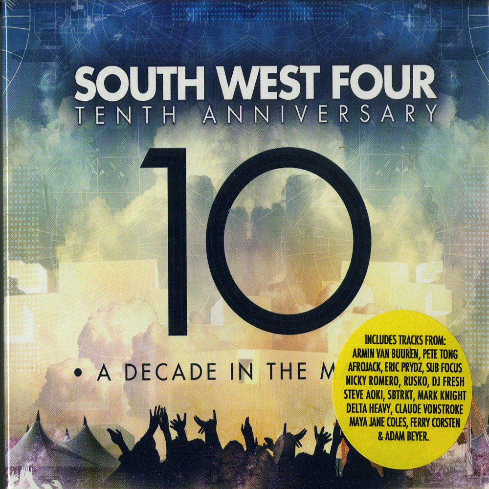 Various Artists - 10 YEARS OF SW4