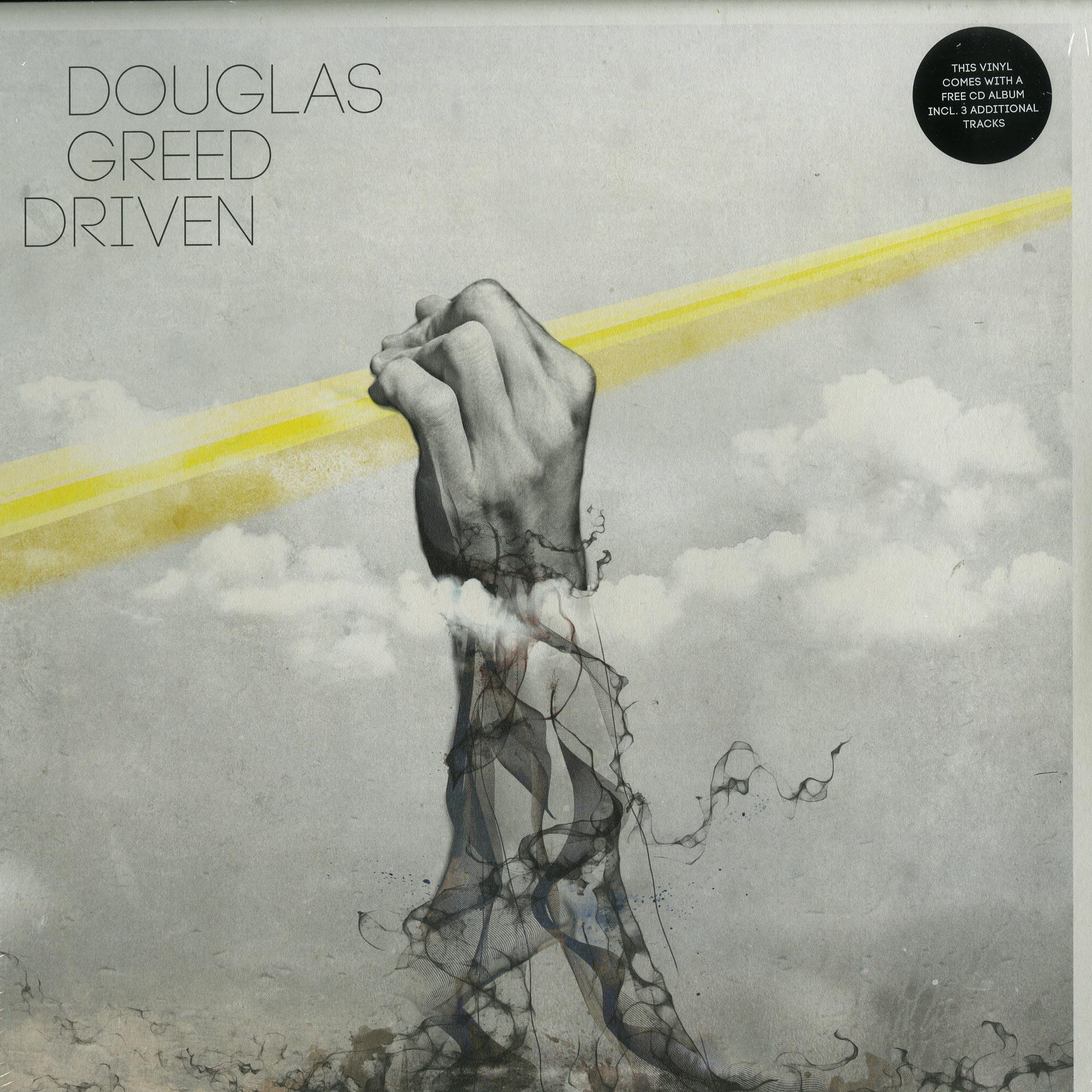Douglas Greed - DRIVEN